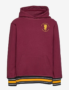 MIKE VARSITY Little Boy - BURGUNDY