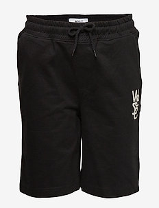 OVERLAY SHORTS Big Boy - BLACK