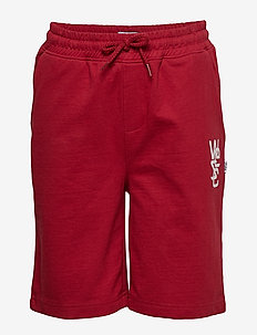 OVERLAY SHORTS Big Boy - JESTER RED