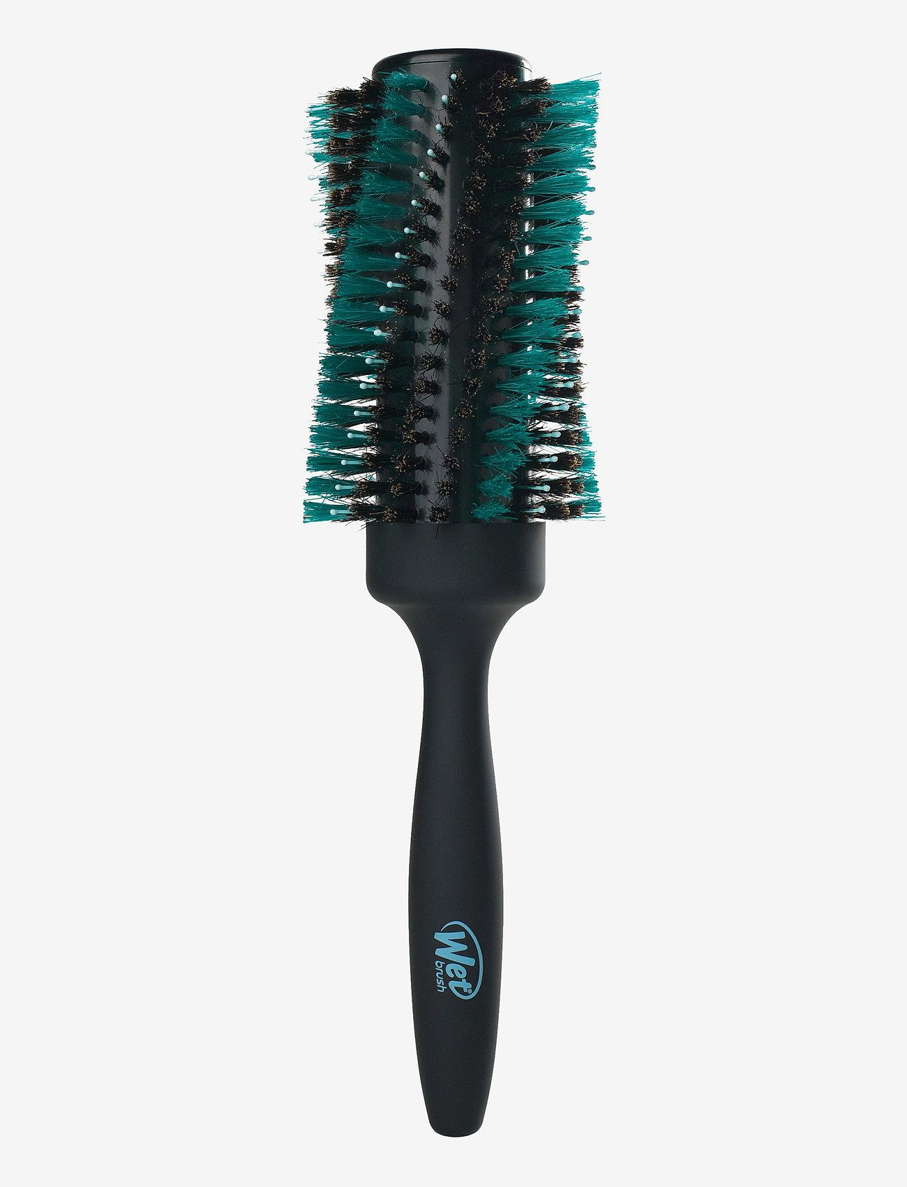 Wetbrush - Wetbrush  Roundbrush  Smooth & Shine -Thick/Course Hair - hårbørster & kammer - black - 0