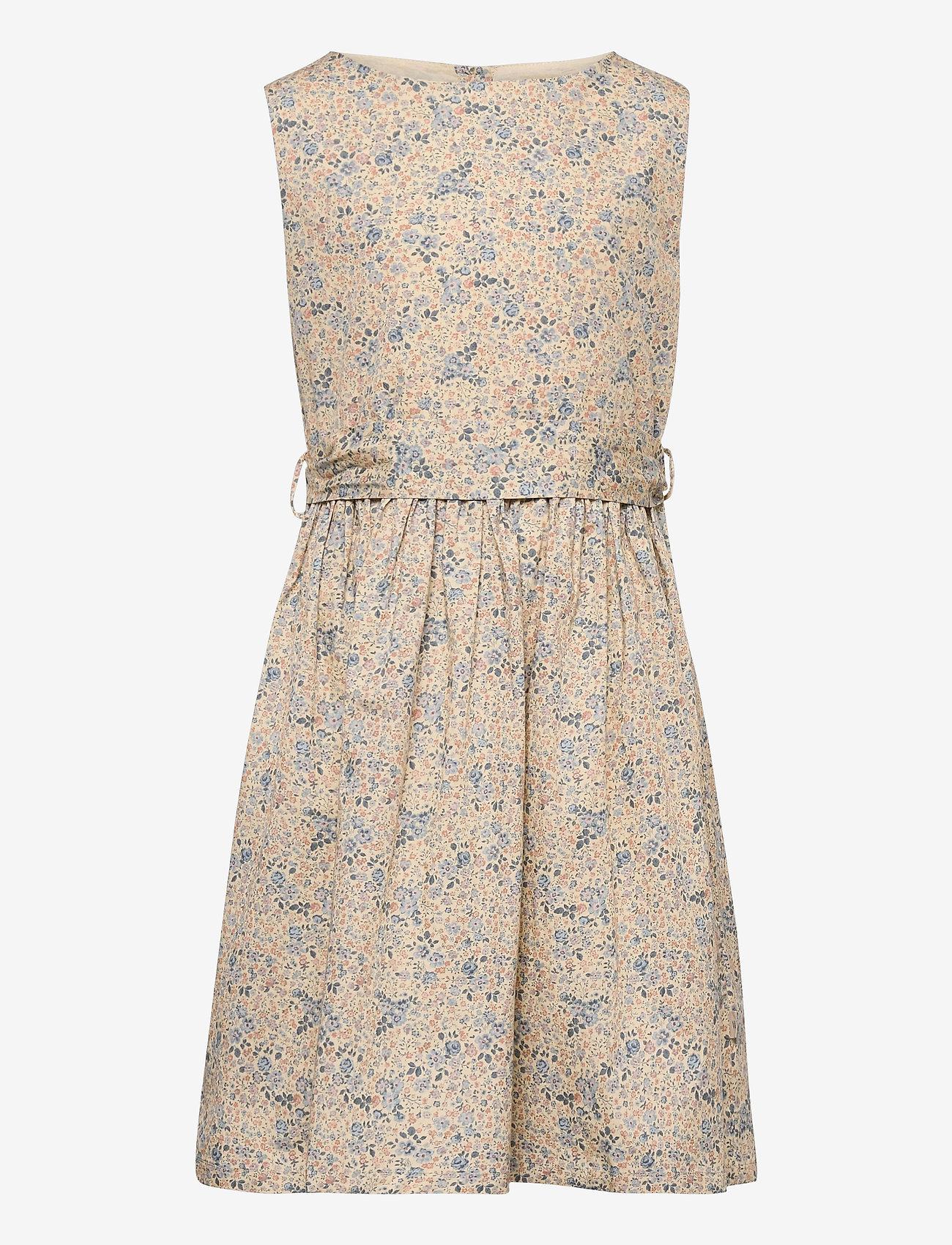 Wheat - Dress Oda - kleider - moonlight flowers - 0