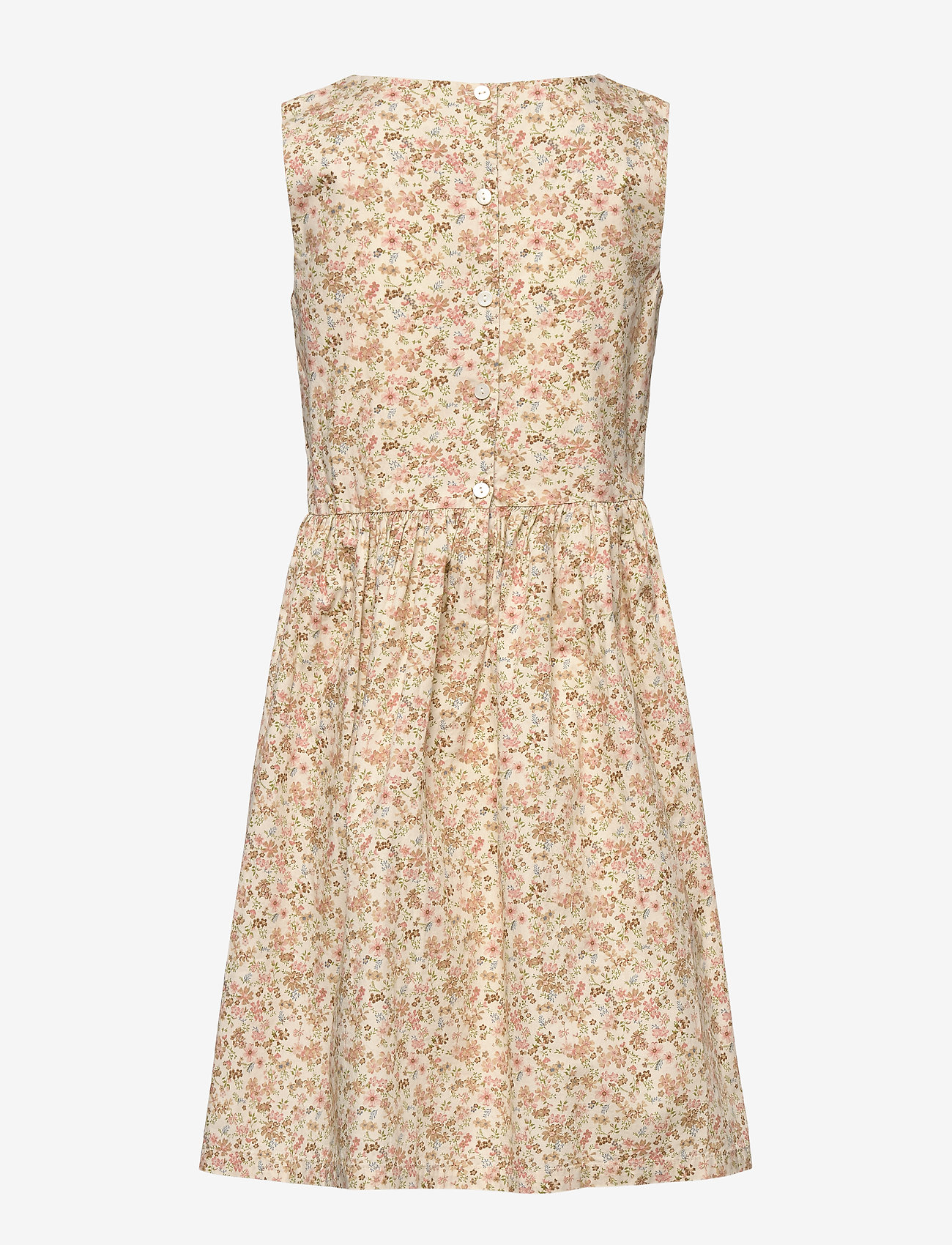 Wheat - Dress Thelma - kleider - eggshell flowers - 1