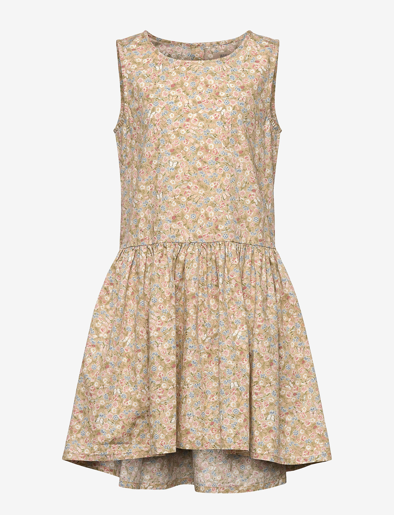 Wheat - Dress Sarah - kleider - bees and flowers - 0