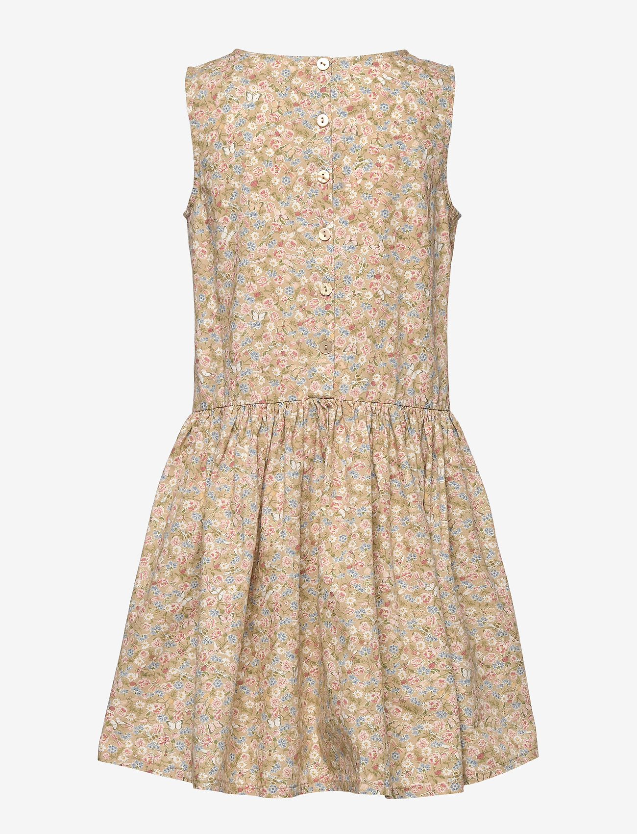 Wheat - Dress Sarah - kleider - bees and flowers - 1