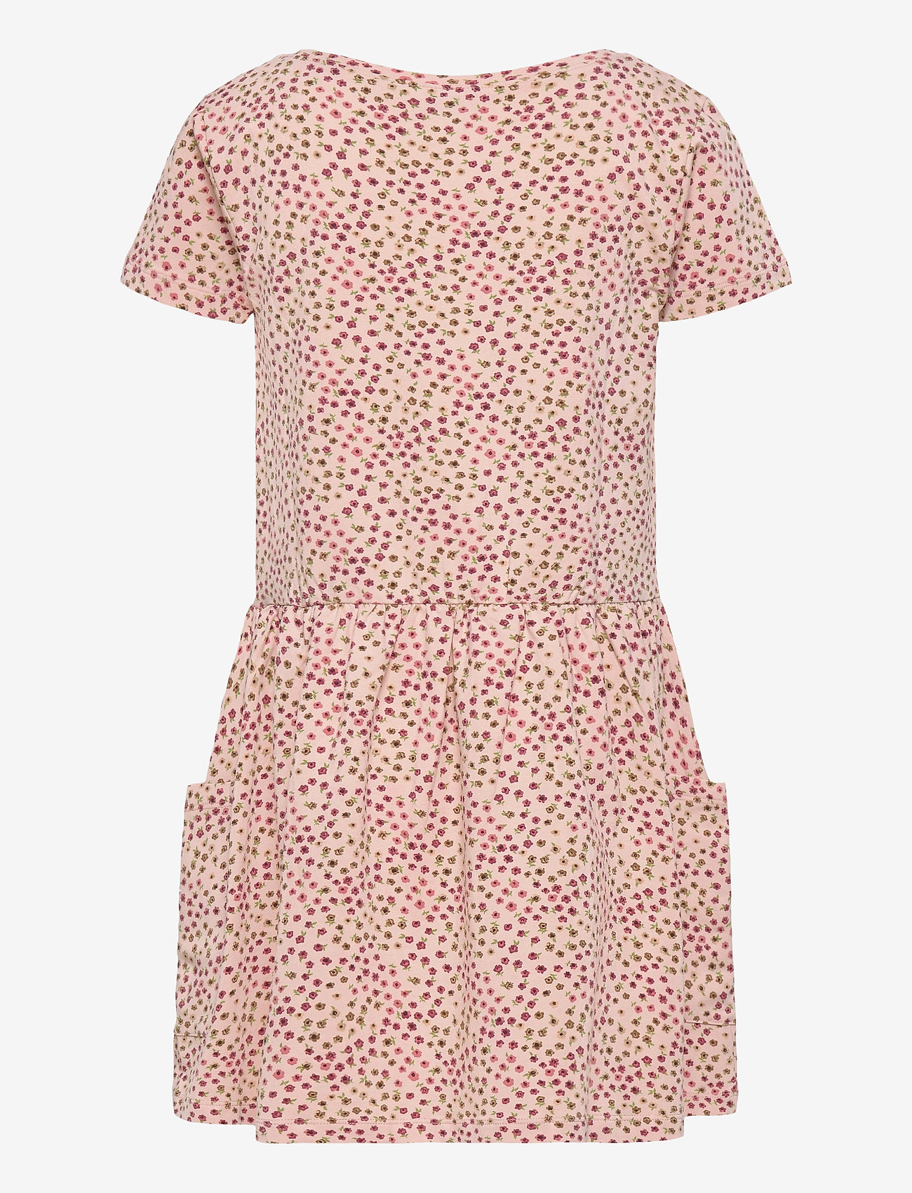 Wheat - Dress Birthe - kleider - powder mini flowers - 1