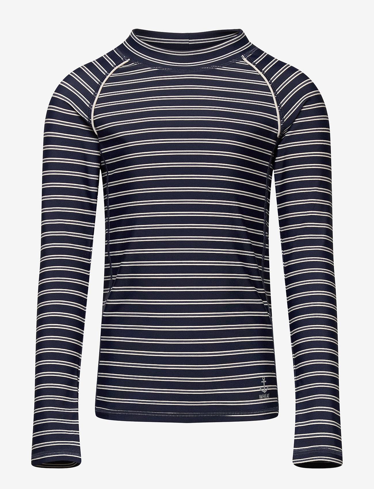 Wheat - Swim T-Shirt Bokdan - uv-clothing - marina - 0
