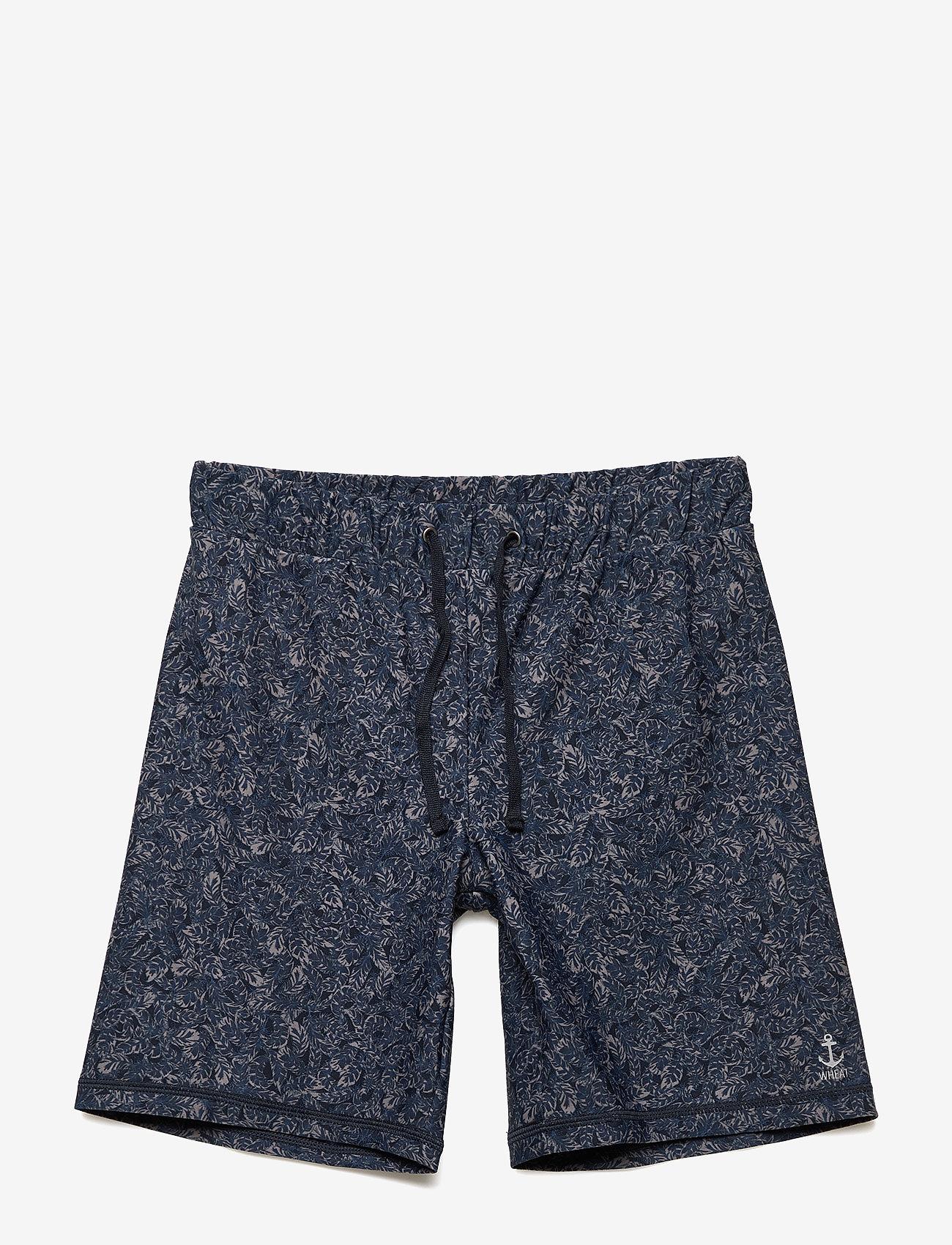 Wheat - Swim Shorts Eli - badehosen - navy - 0