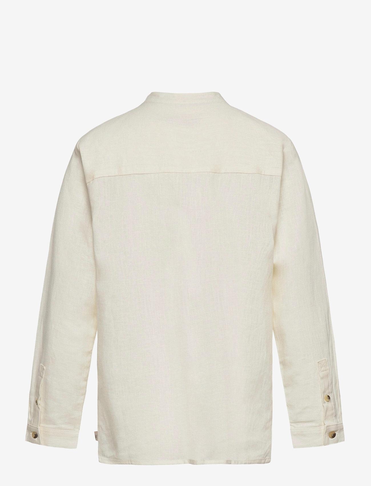 Wheat - Shirt Willum - shirts - ivory - 1