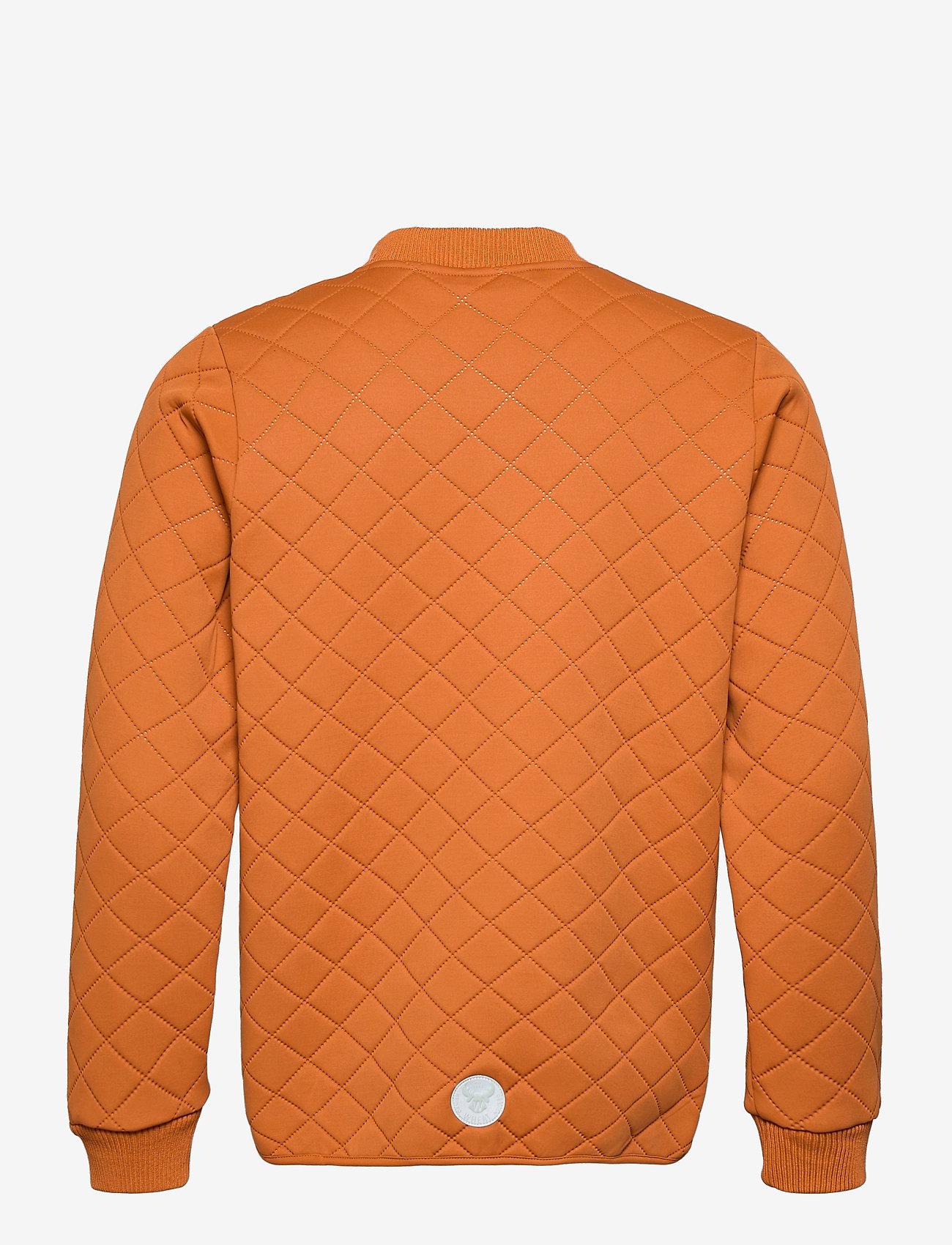 Wheat - Thermo Jacket Loui adult - vestes matelassées - terracotta - 1
