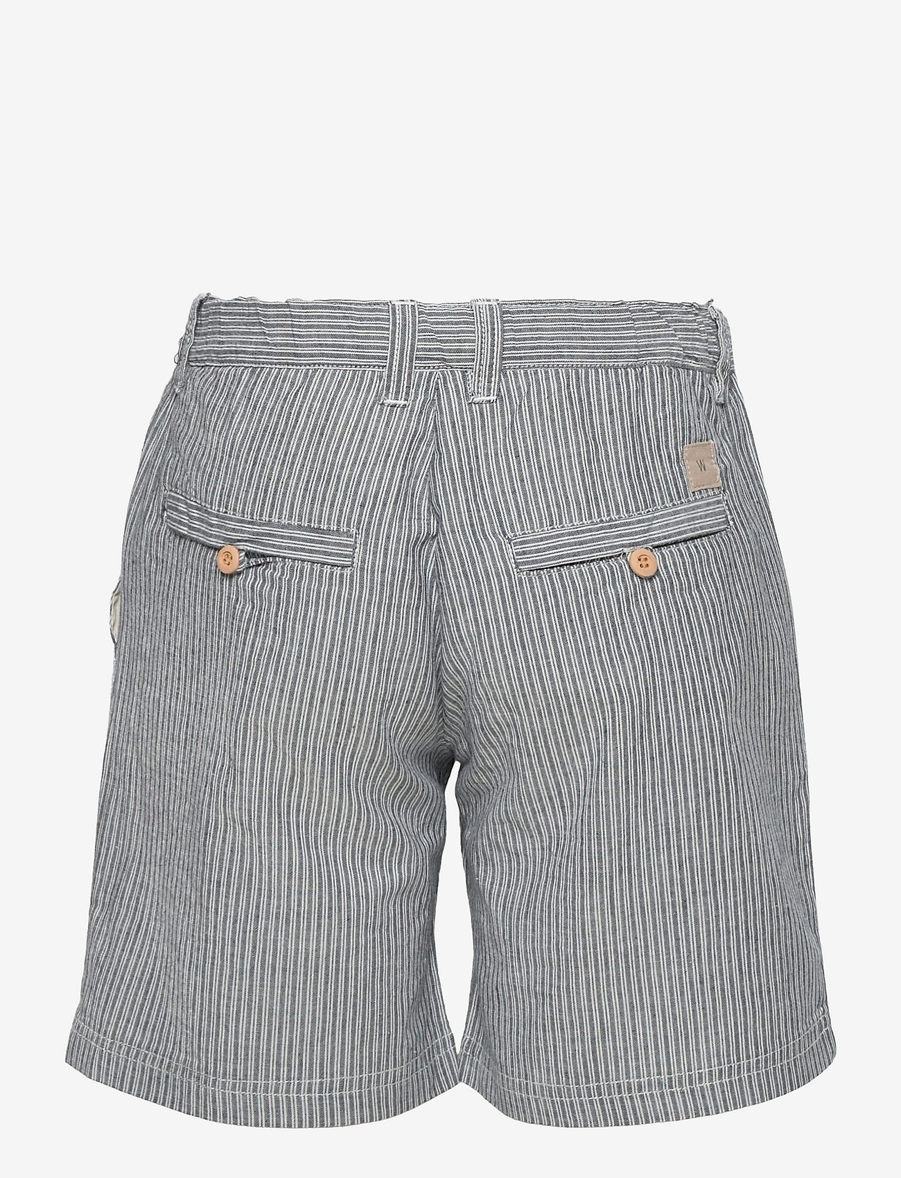 Wheat - Shorts Elvig - shorts - cool blue stripe - 1
