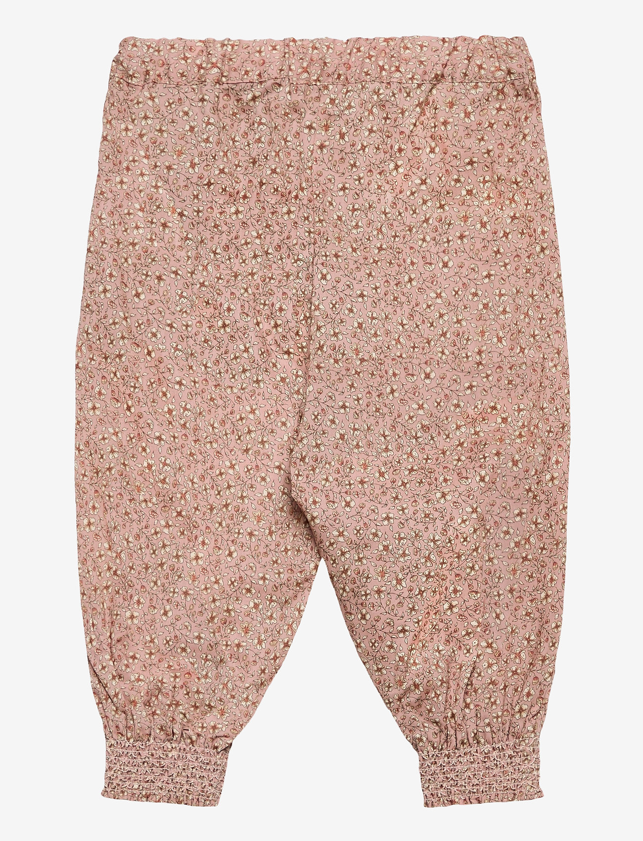 Wheat - Trousers Sara - trousers - misty rose flowers - 1