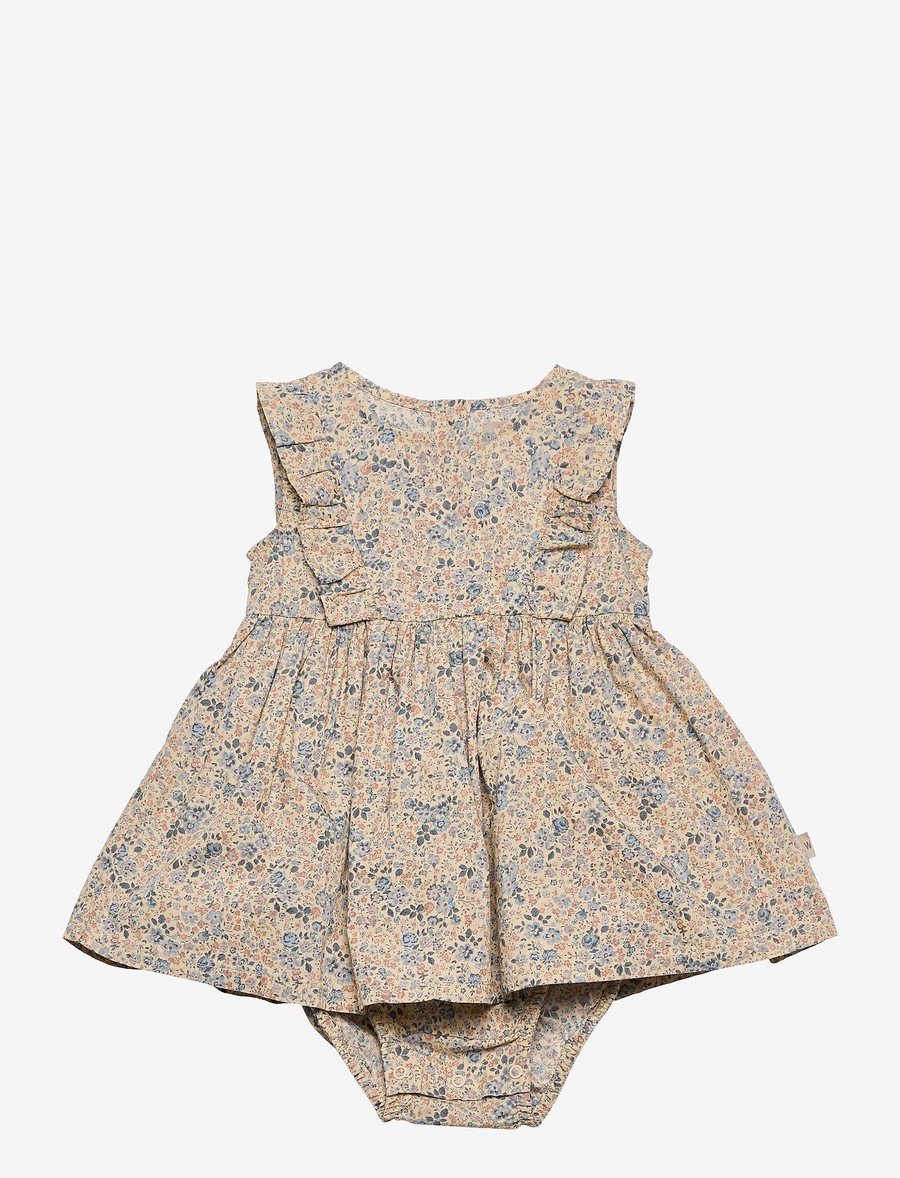 Wheat - Dress Suit Sofia - kleider - moonlight flowers - 0