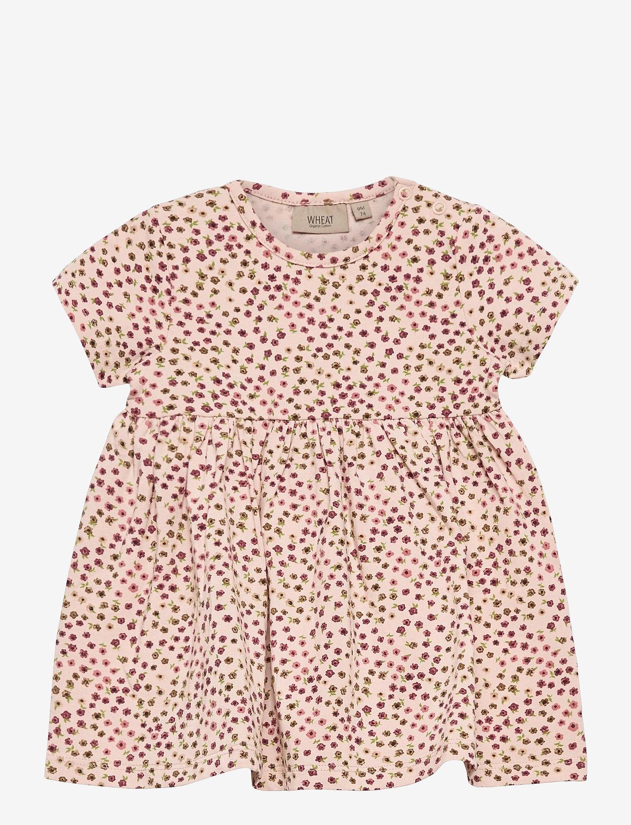 Wheat - Dress Nova - jurken & rokjes - powder mini flowers - 0
