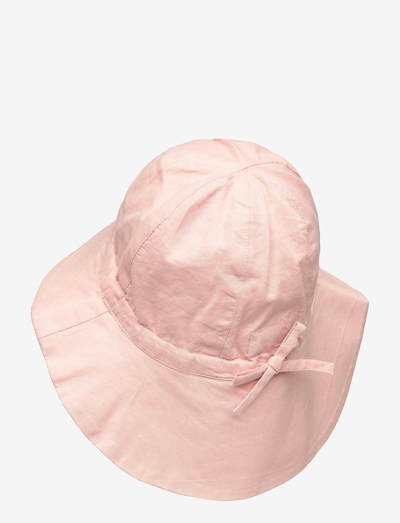 Wheat - Baby Girl Sun Hat - zonnehoed - misty rose - 1
