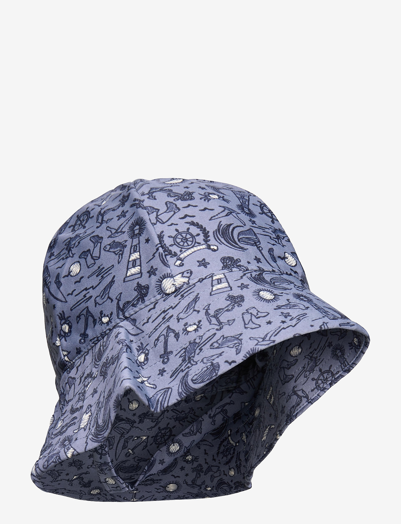 Wheat - UV Sun Hat - solhat - flintstone sealife - 0