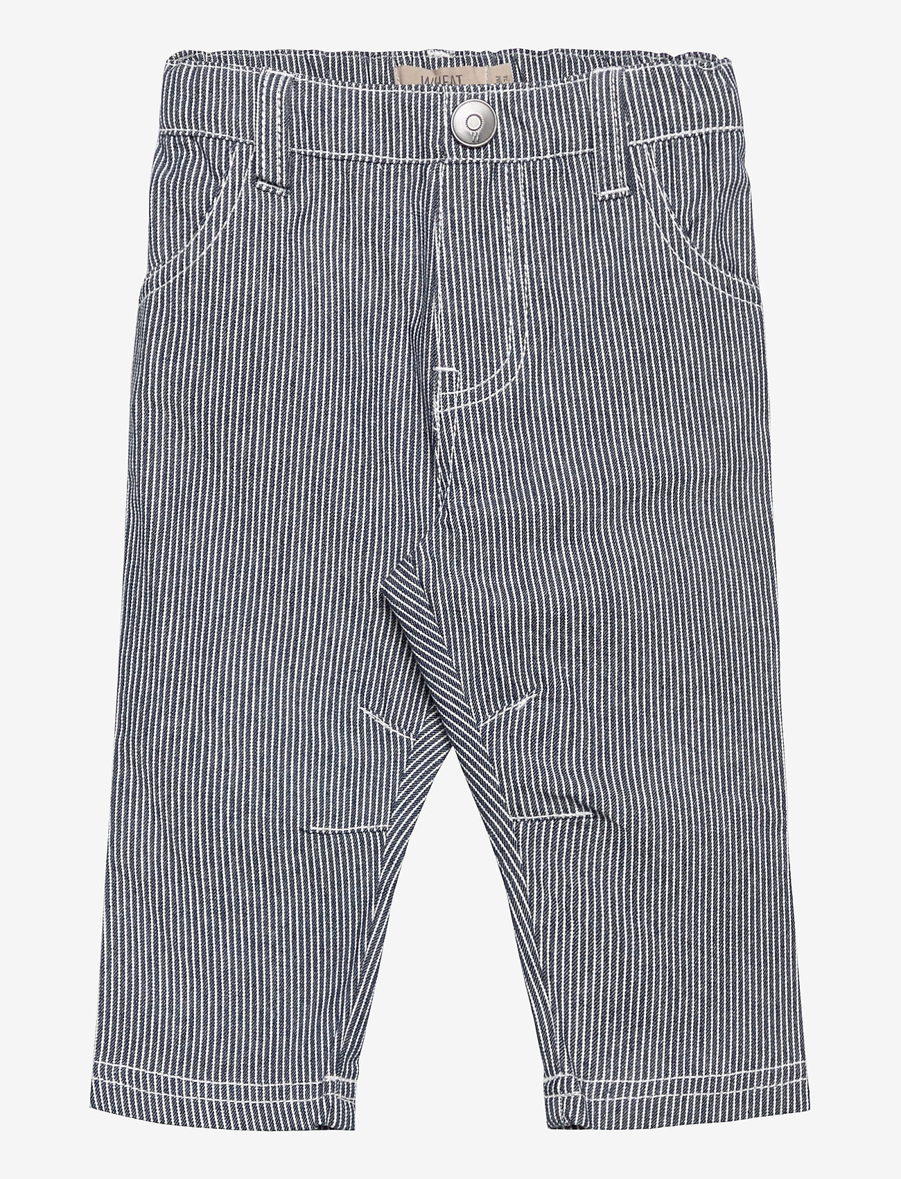 Wheat - Trousers Edvard - trousers - navy - 0