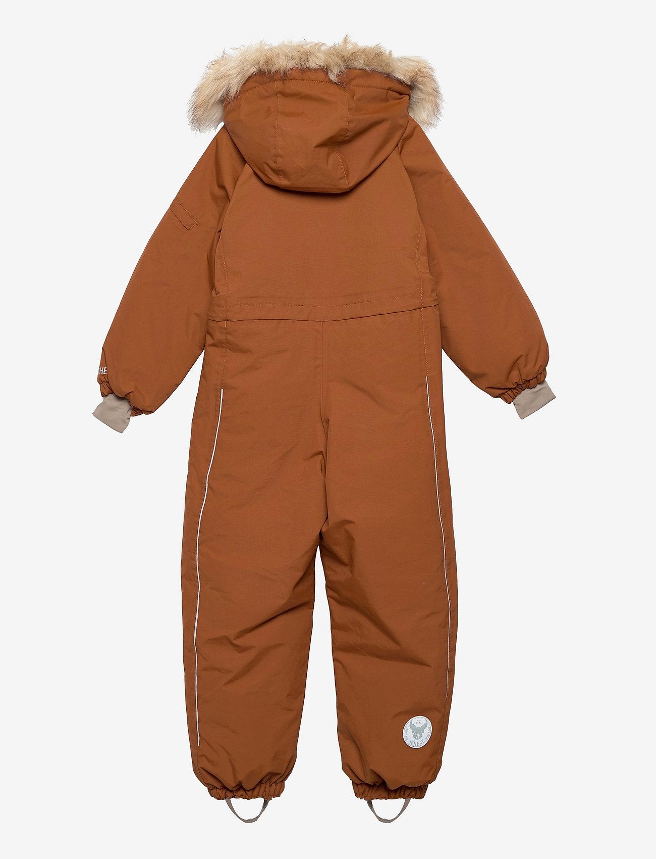 Wheat - Snowsuit Moe Tech - snowsuit - cinnamon - 1