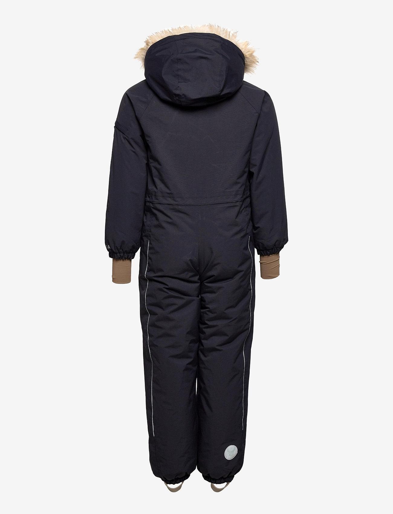 Wheat - Snowsuit Moe Tech - snowsuit - deep blue - 1