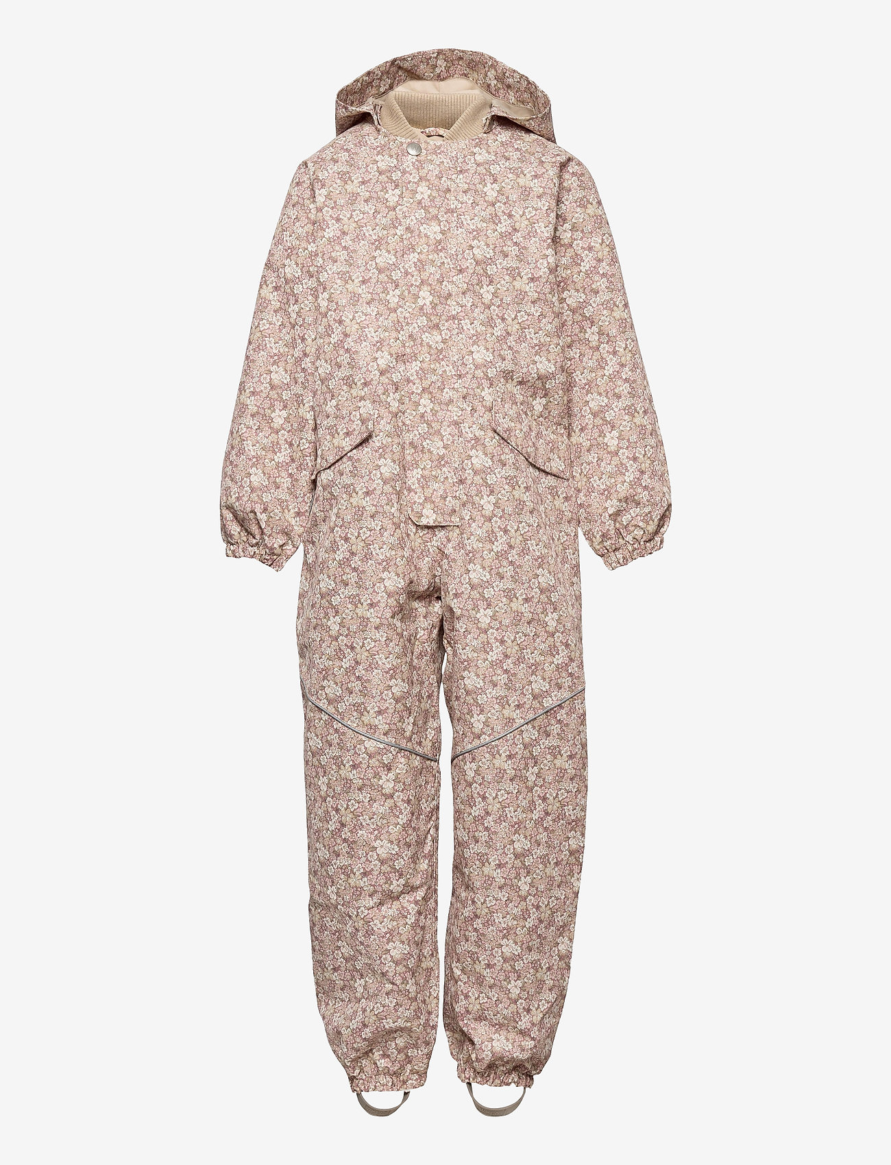 Wheat - Suit Masi Tech - vêtements shell - rose flowers - 0