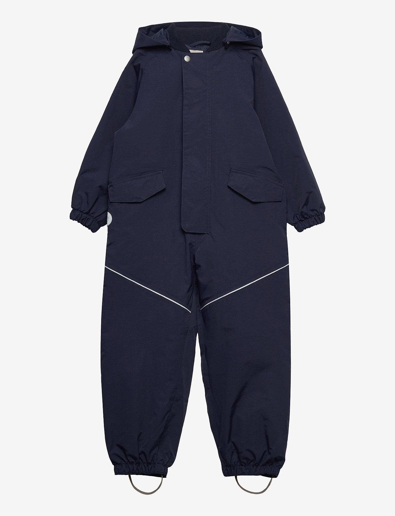 Wheat - Suit Masi Tech - vêtements shell - deep sea - 0
