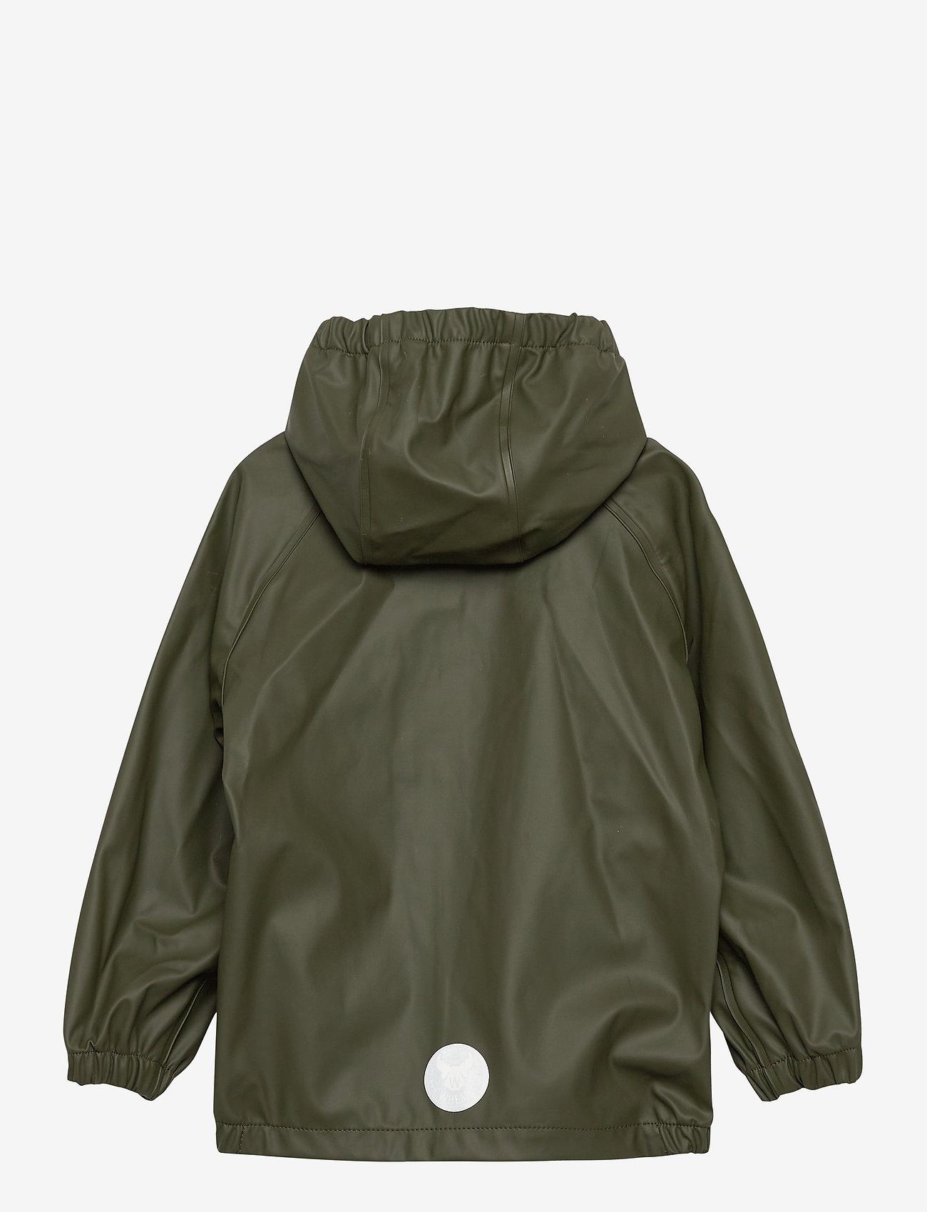Wheat - Rainwear Charlie - jassen - ivy - 1