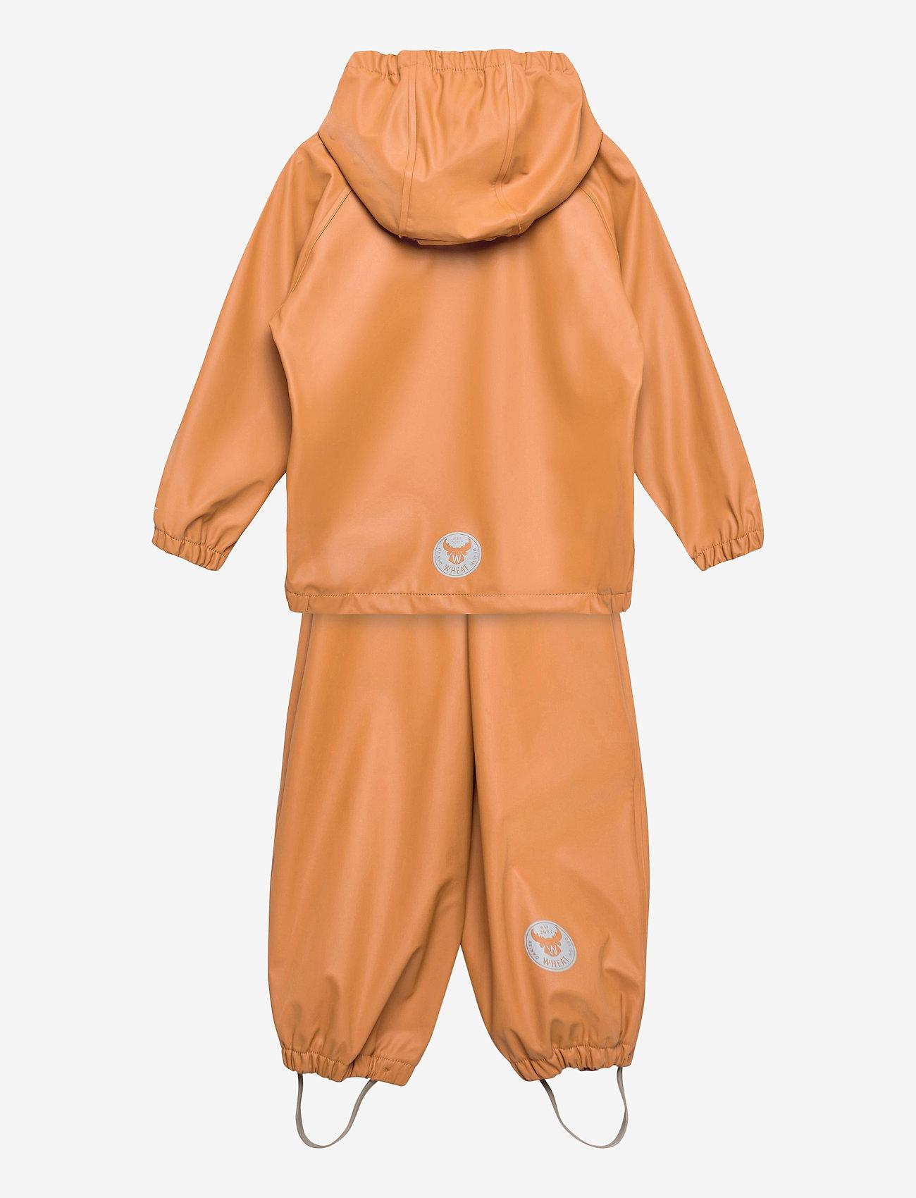 Wheat - Rainwear Charlie - sets & suits - golden camel - 1