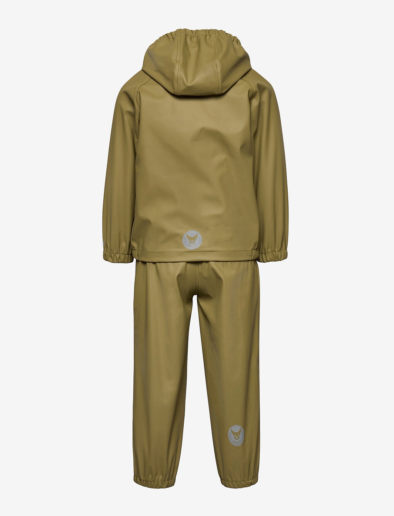 Wheat - Rainwear Charlie - ensembles - heather green - 1