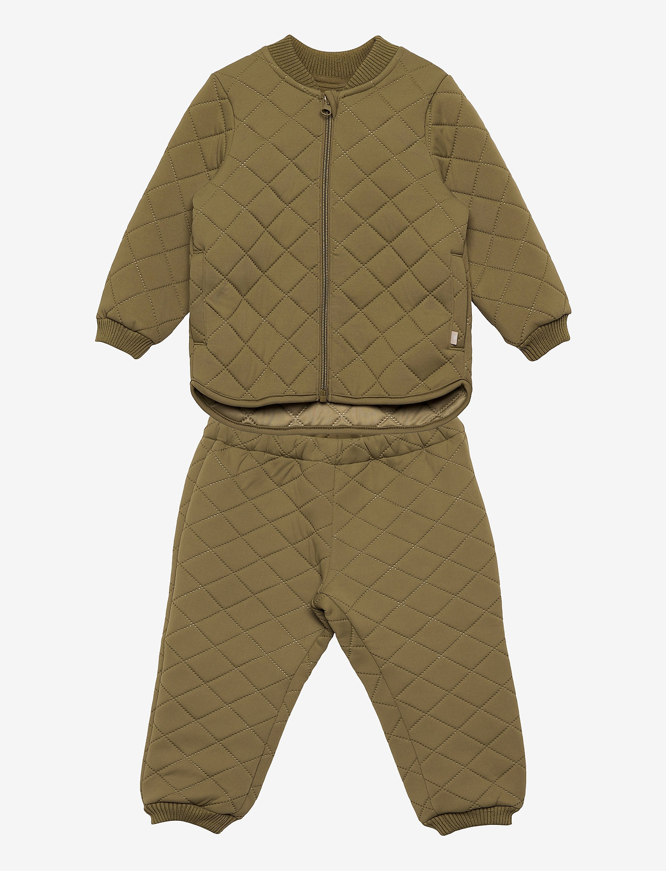 Wheat - Thermo Set Frey - overall - olive - 0