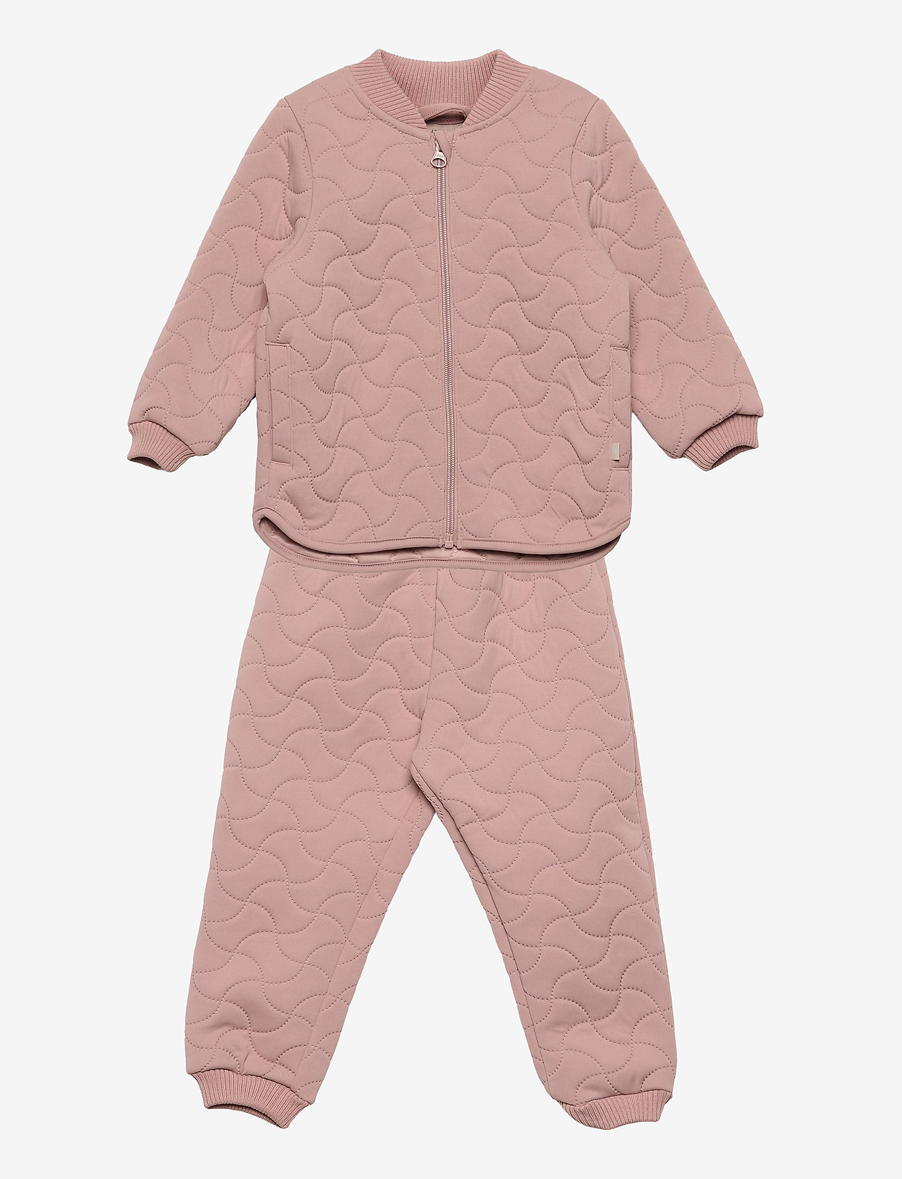 Wheat - Thermo Set Frey - overall - rose - 0