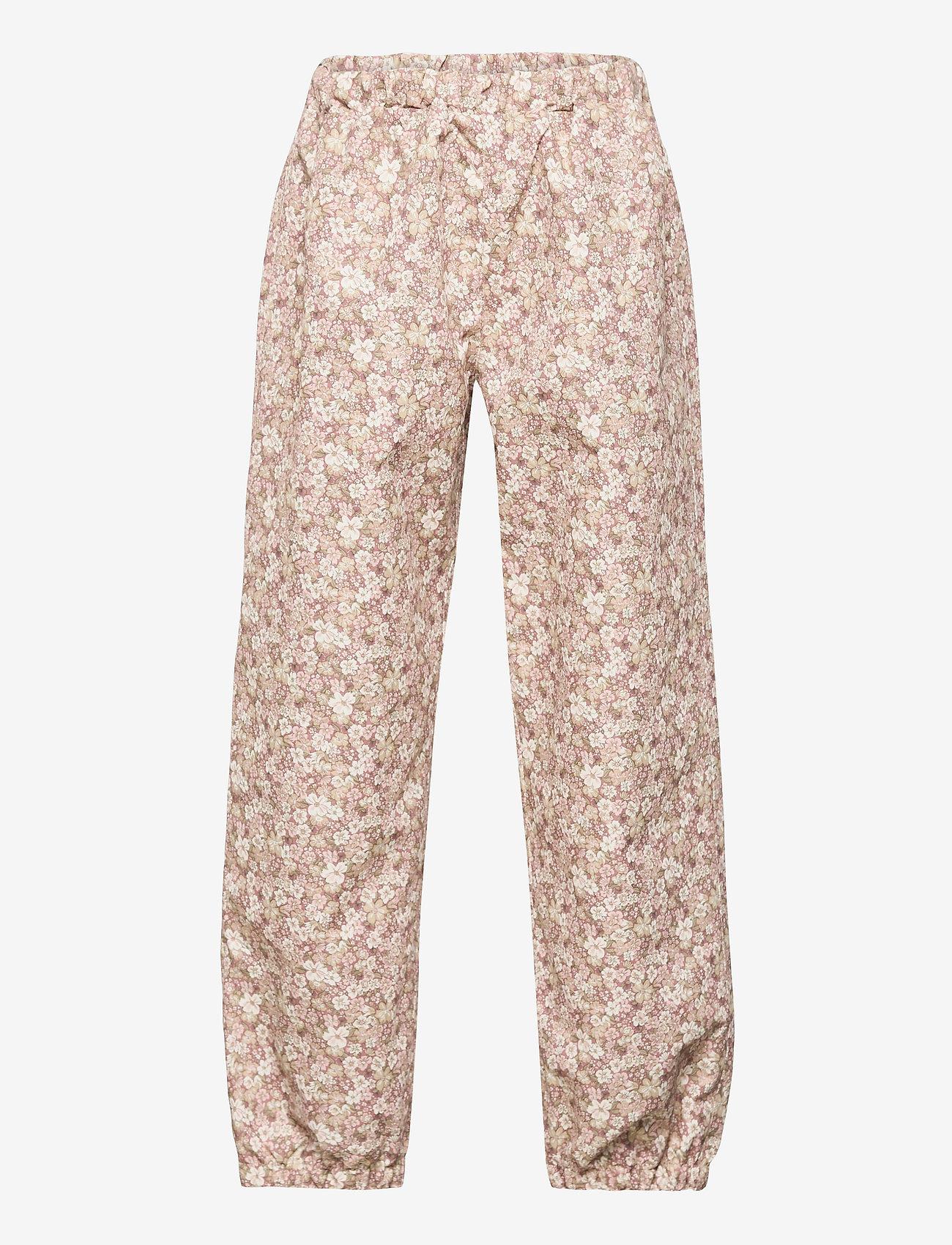 Wheat - Outdoor Pants Robin Tech - bovenkleding - rose flowers - 0