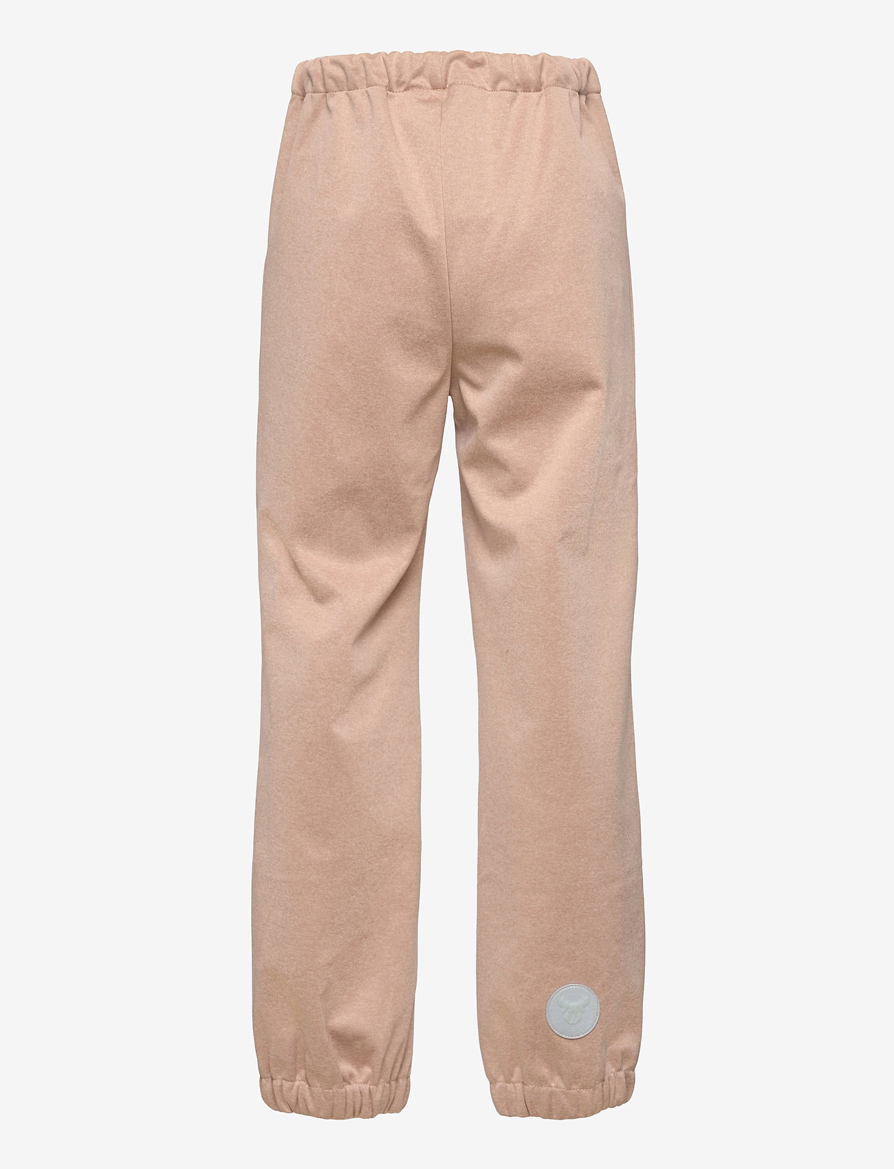 Wheat - Softshell Pants Jean - broeken - fawn melange - 1