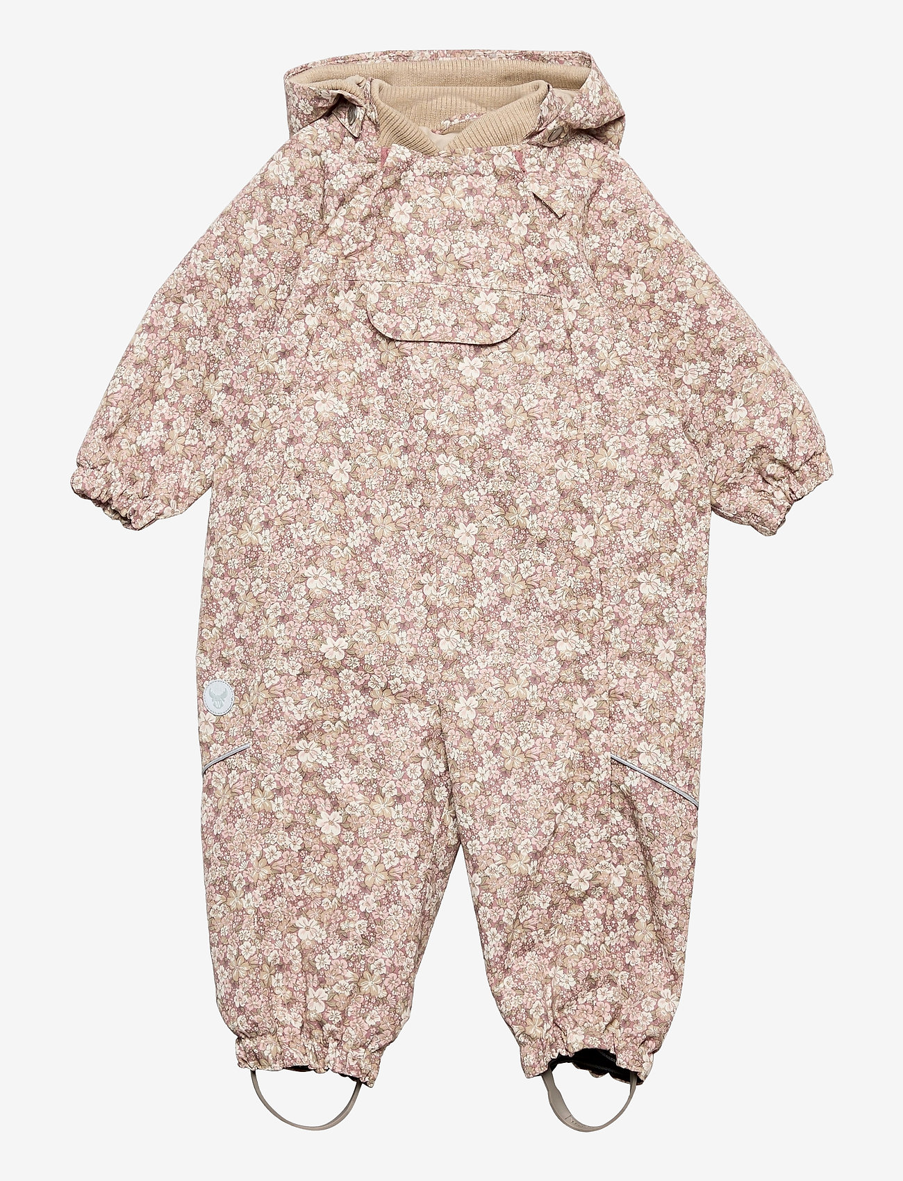 Wheat - Outdoor suit Olly Tech - outerwear - rose flowers - 0