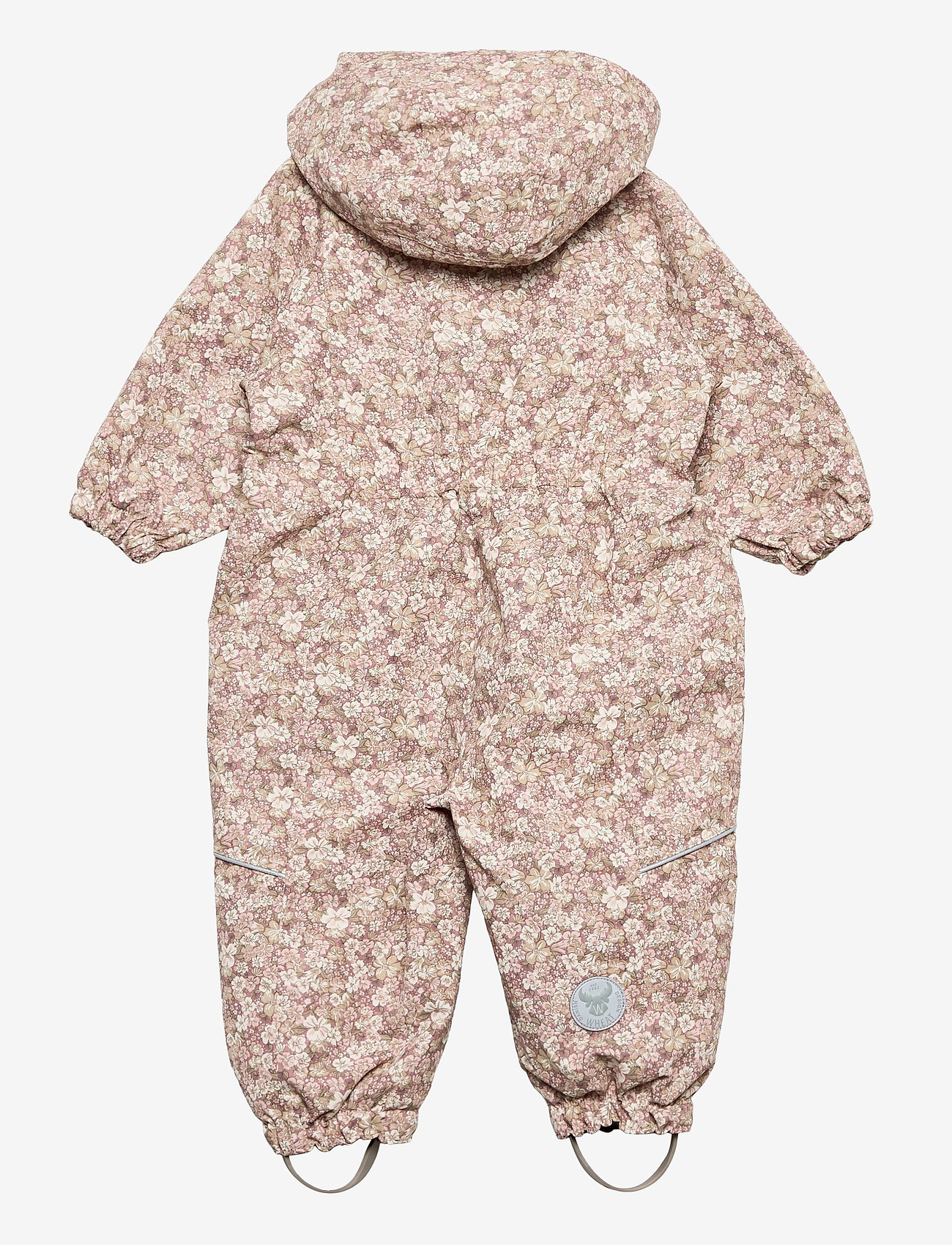 Wheat - Outdoor suit Olly Tech - outerwear - rose flowers - 1