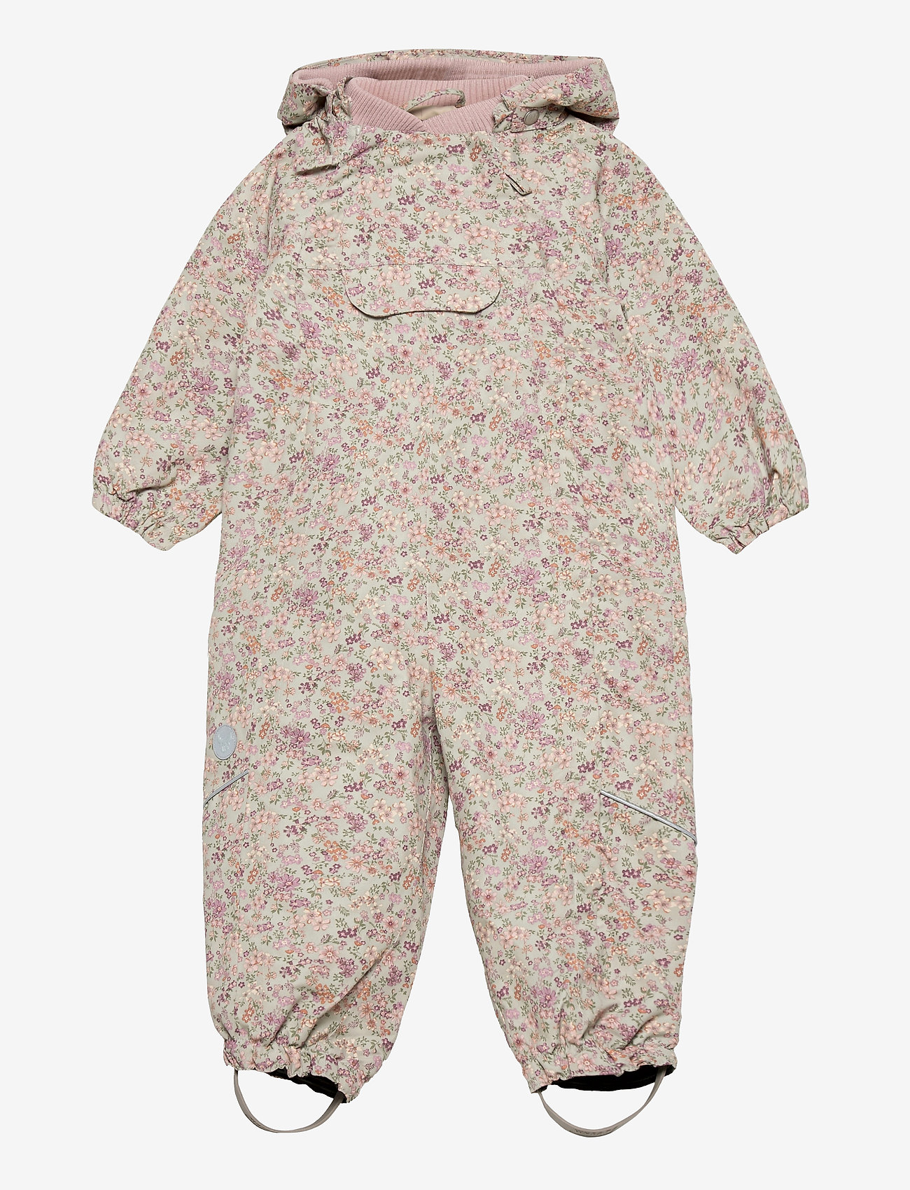 Wheat - Outdoor suit Olly Tech - vêtements d'extérieur - stone flowers - 0