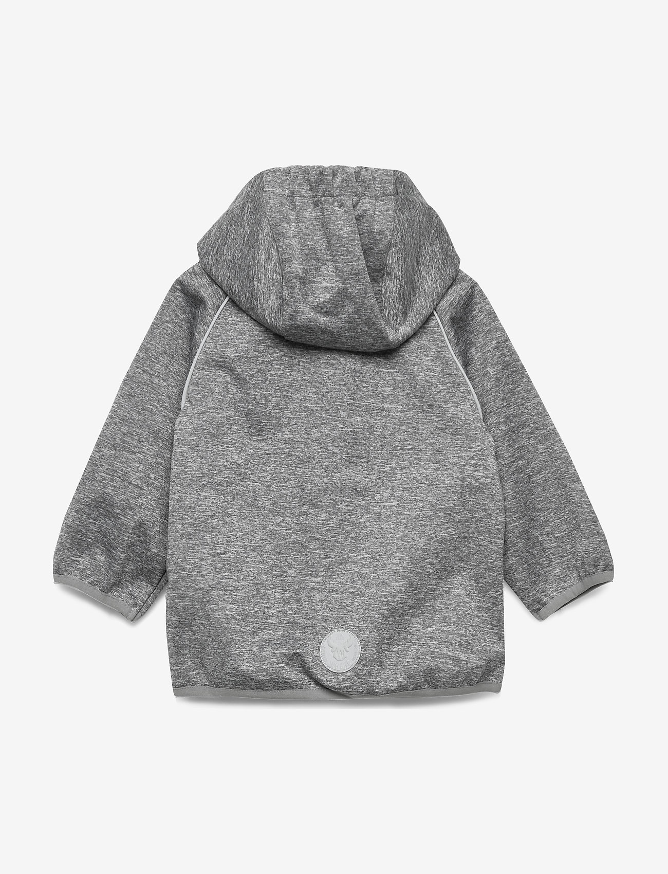 Wheat Softshell Jacket Carlo - Jackor Melange Grey