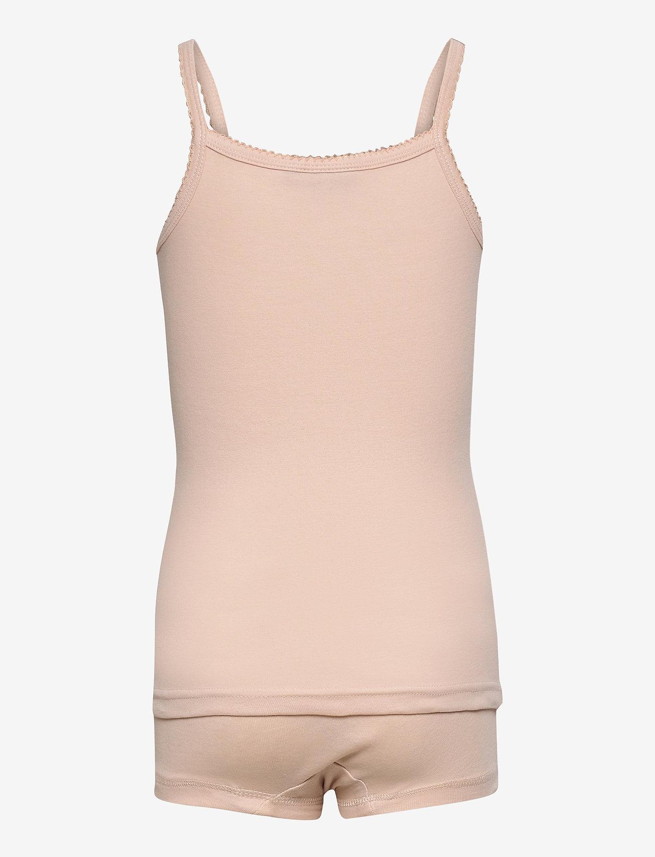 Wheat - Girl Underwear - sets - powder - 1