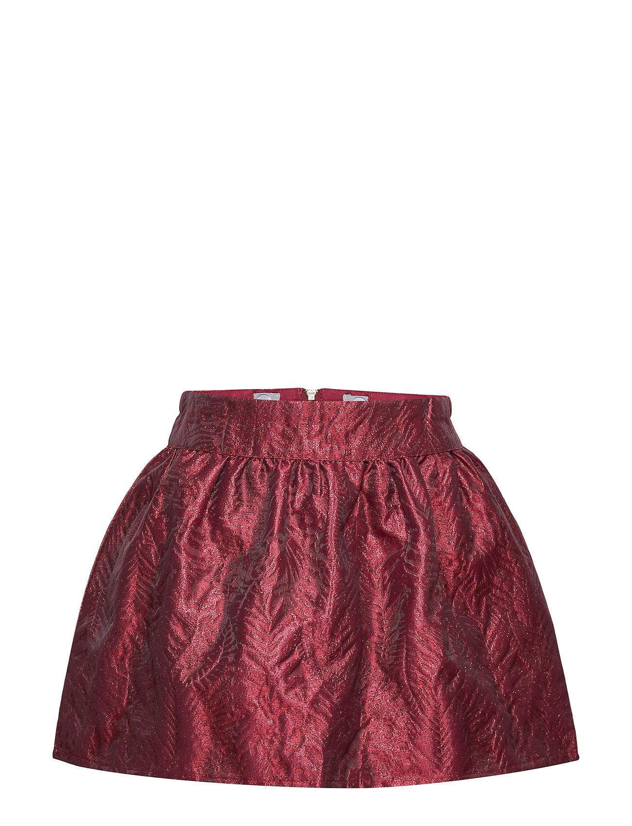 Wheat Skirt Otine - DARK BERRY