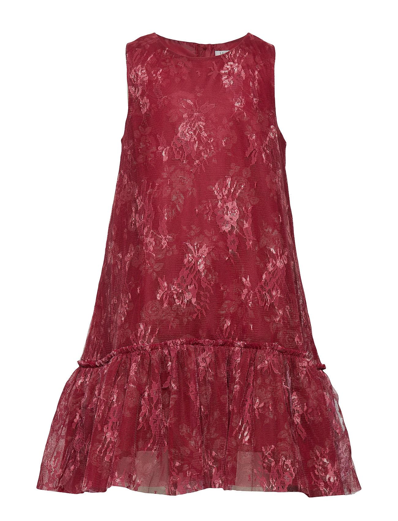 Wheat Dress Malia - DARK BERRY