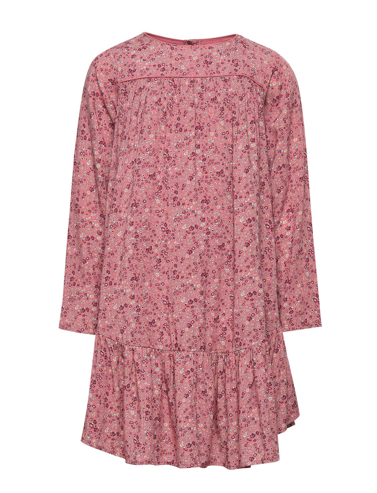 Wheat Dress Alisa - PEACH ROSE