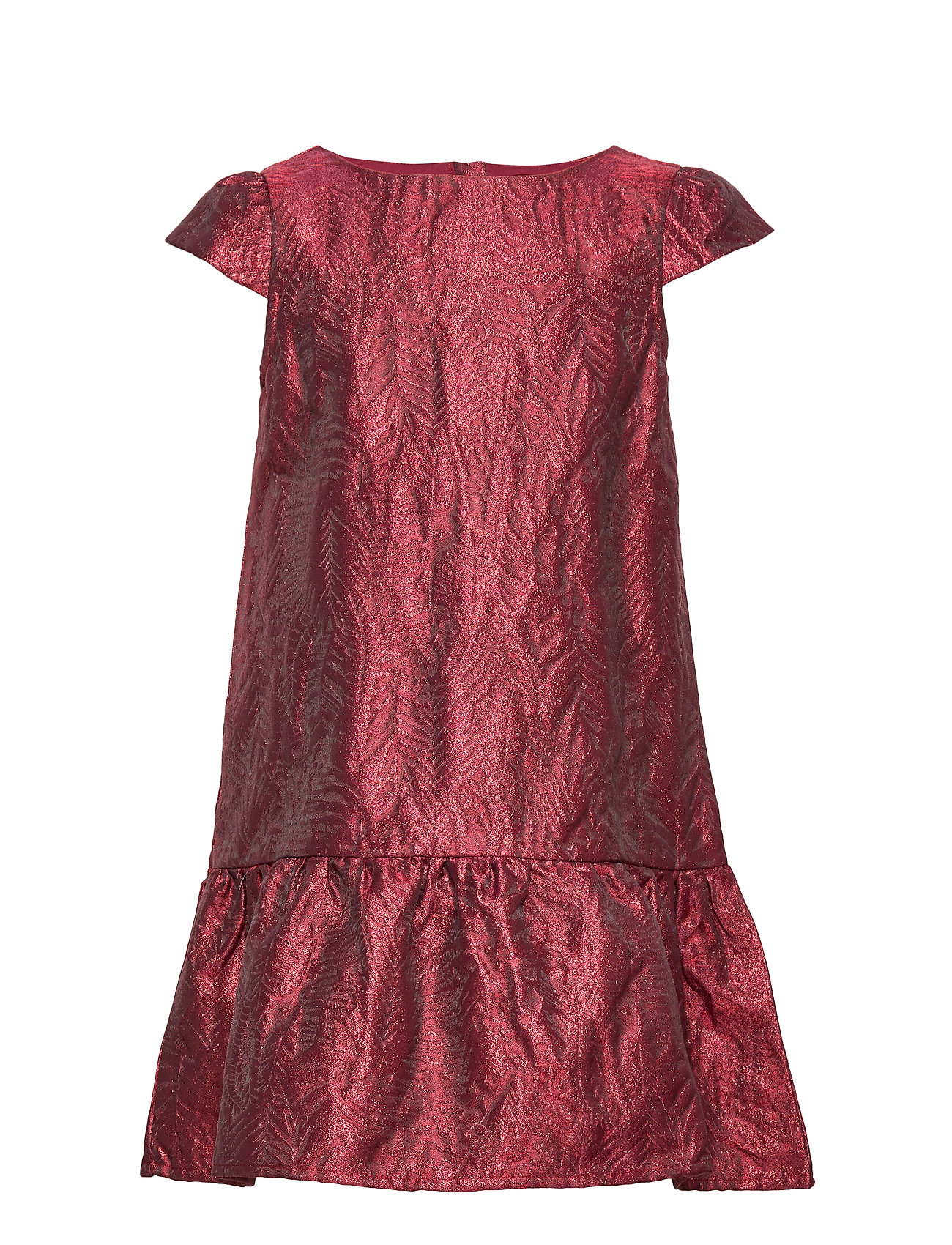 Wheat Dress Hellen - DARK BERRY