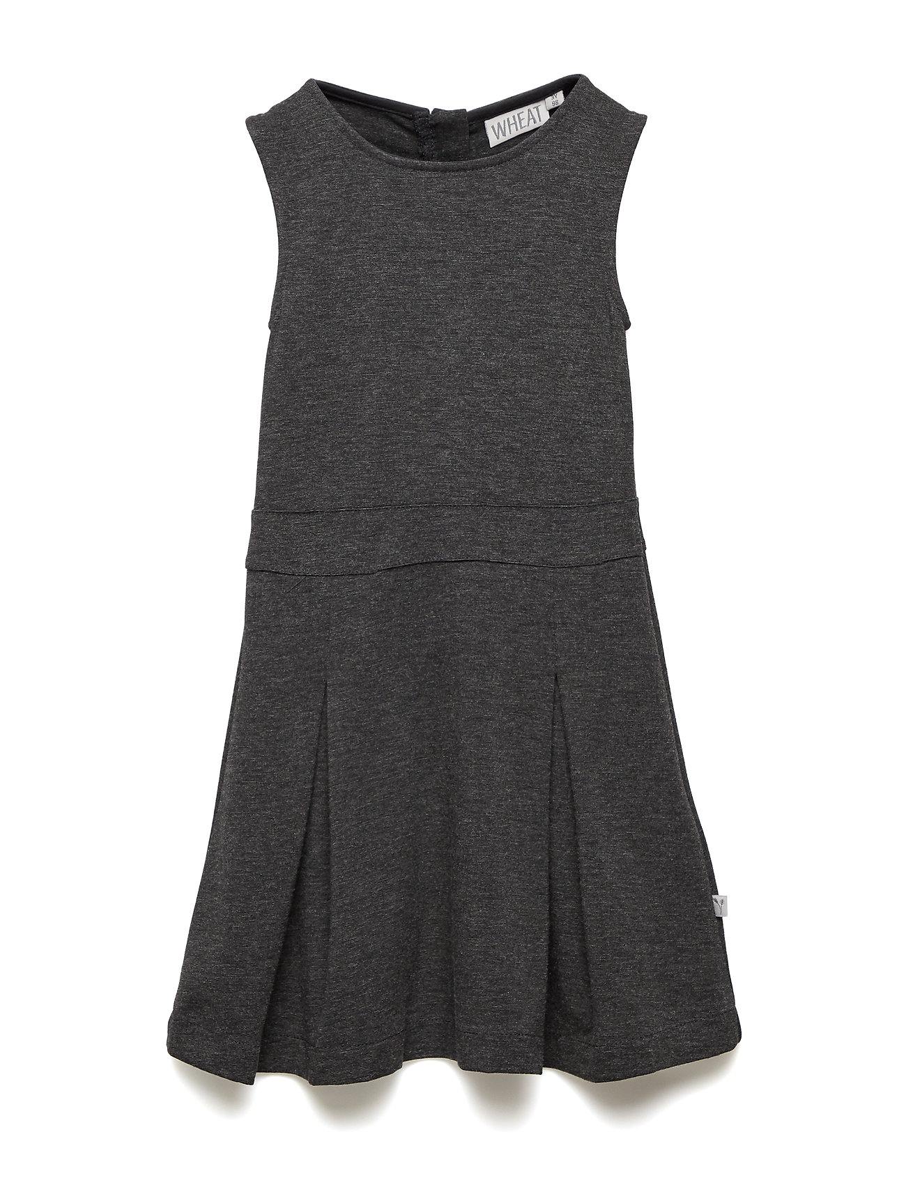 Wheat Dress Filuca - CHARCOAL MELANGE