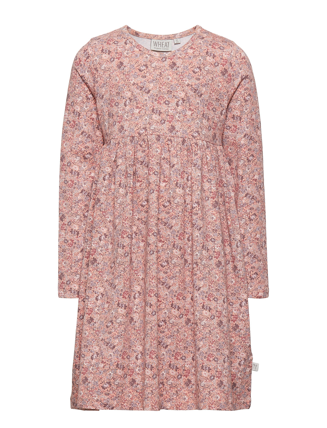 Wheat Dress Otilde - CAMEO BROWN