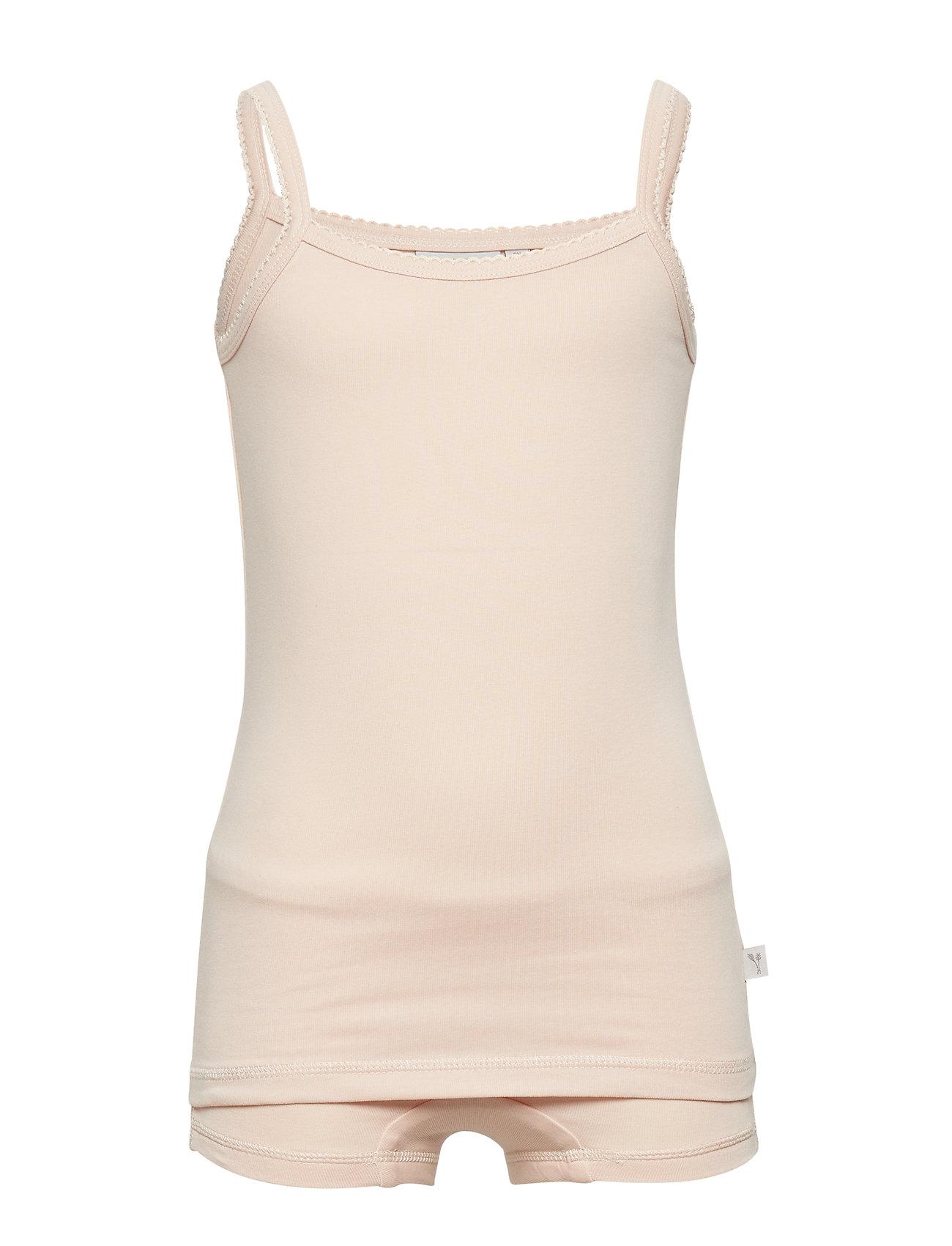 Wheat Girl Underwear - POWDER