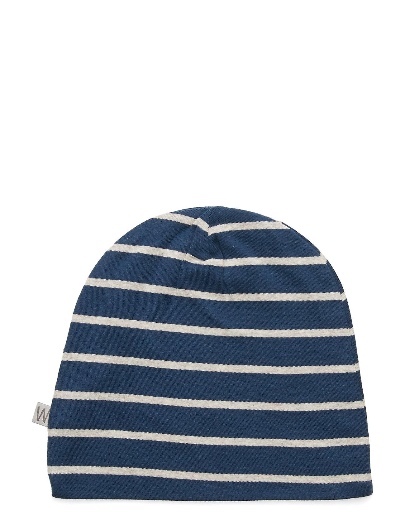 Wheat Hat Soft - INDIGO