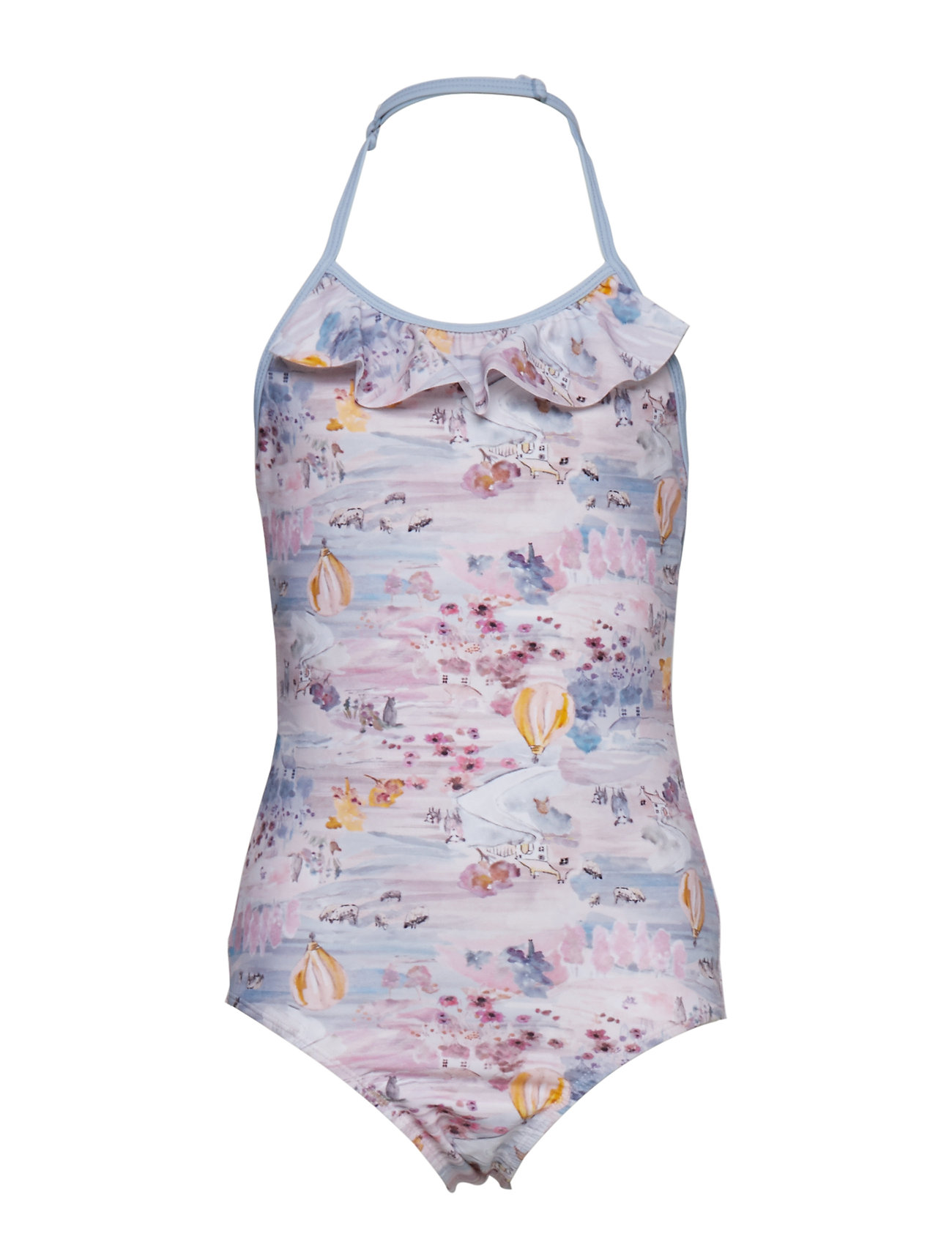 Wheat Swimsuit Hedvig - PALE ROSE
