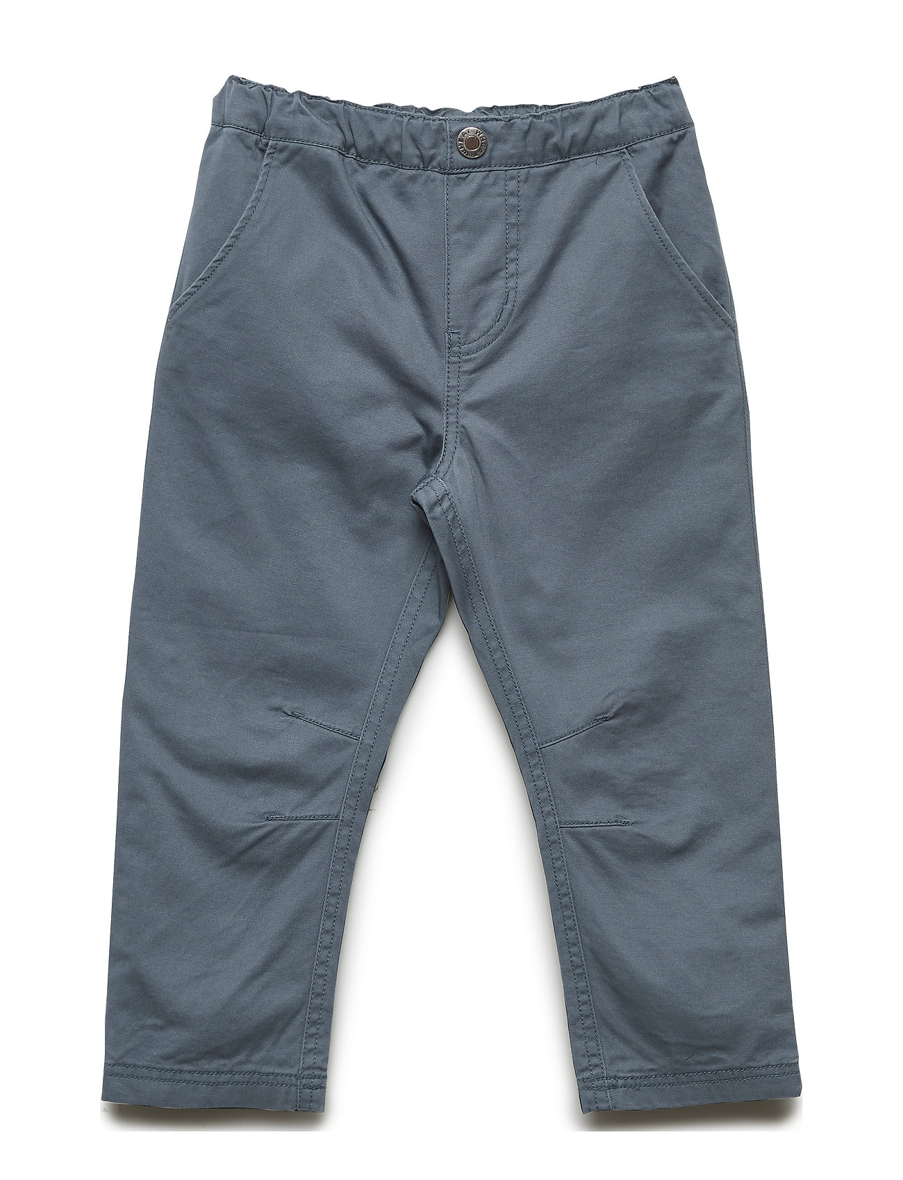 Wheat Trousers Noah Lined - DARK PETROLEUM
