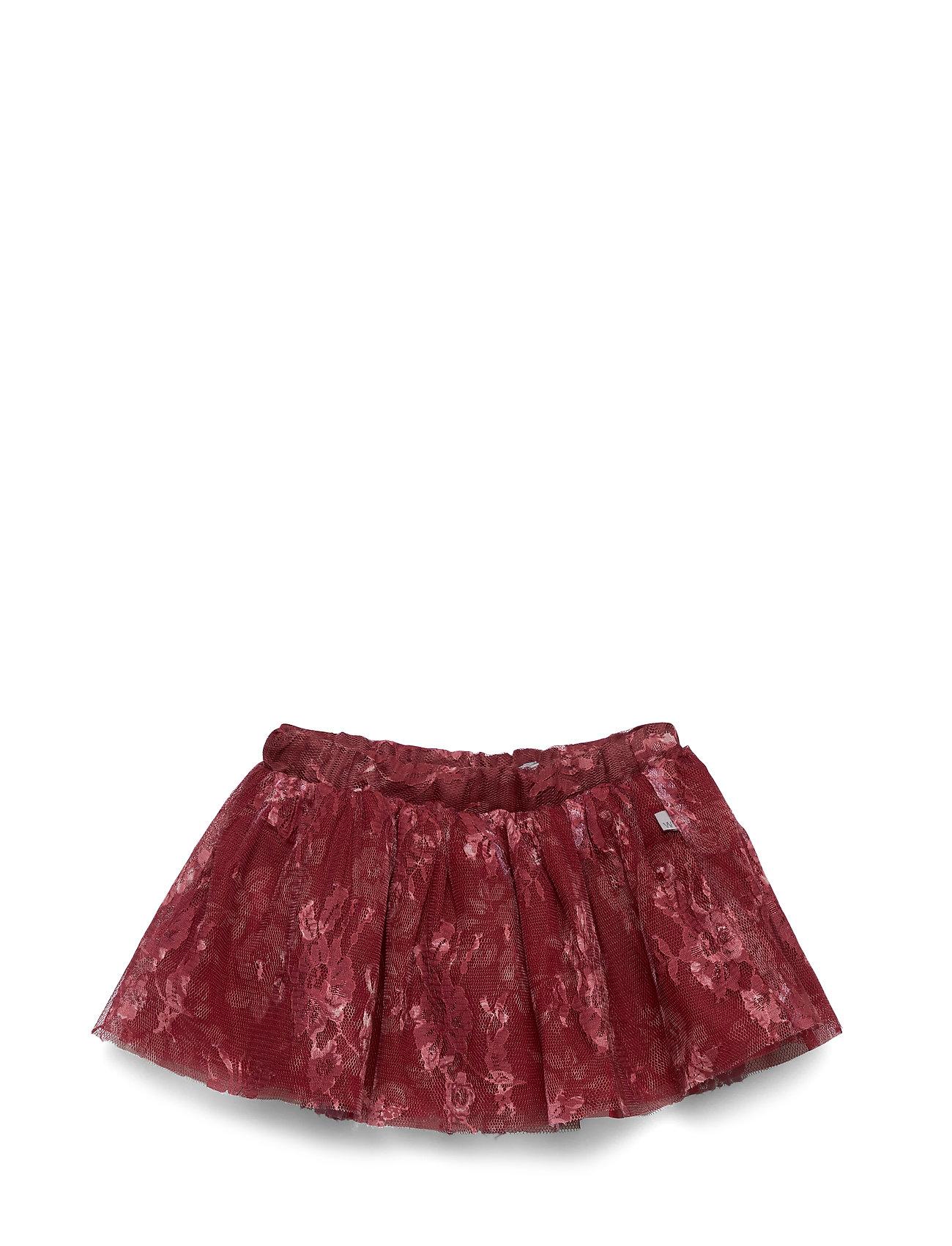 Wheat Skirt Harriet - DARK BERRY