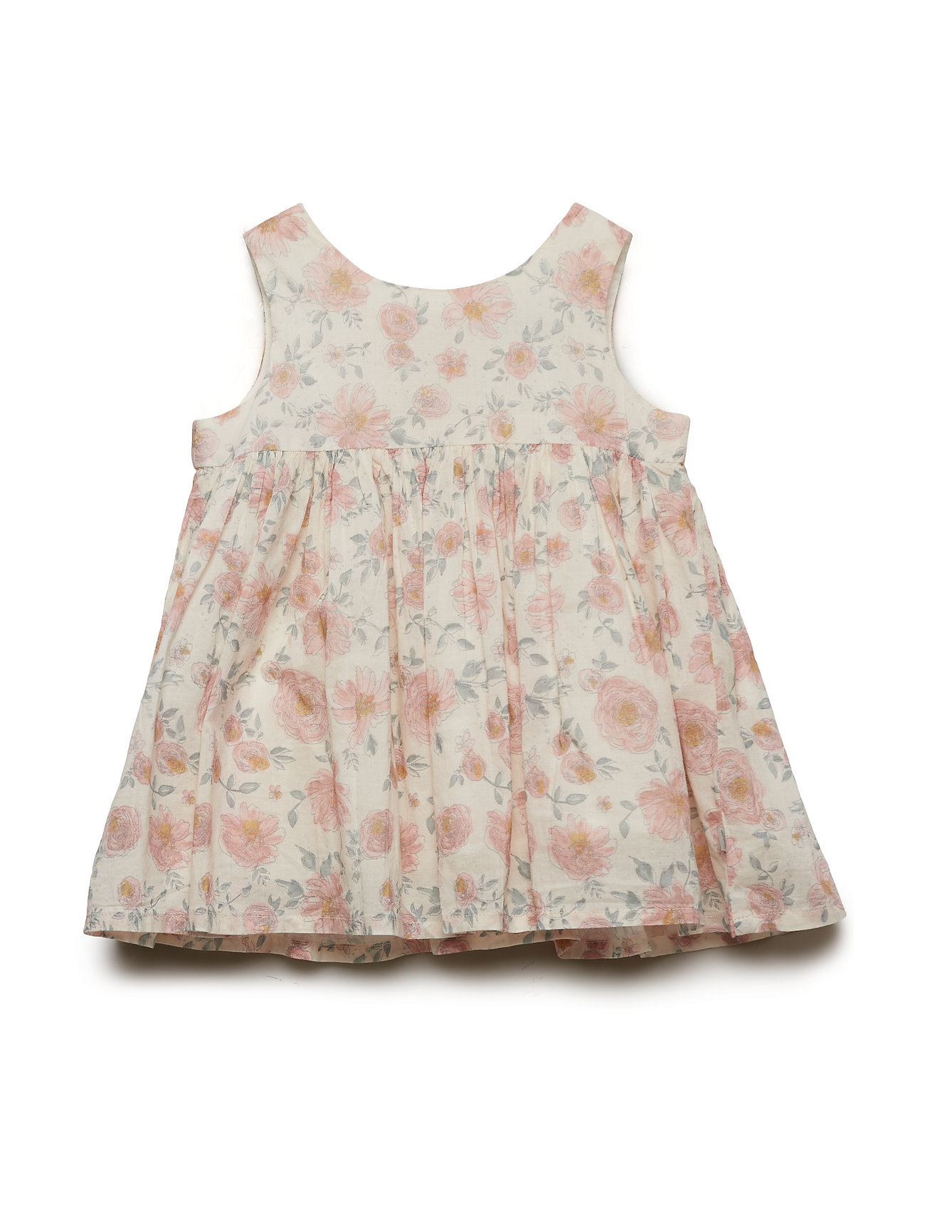 Wheat Pinafore Wrinkles - IVORY