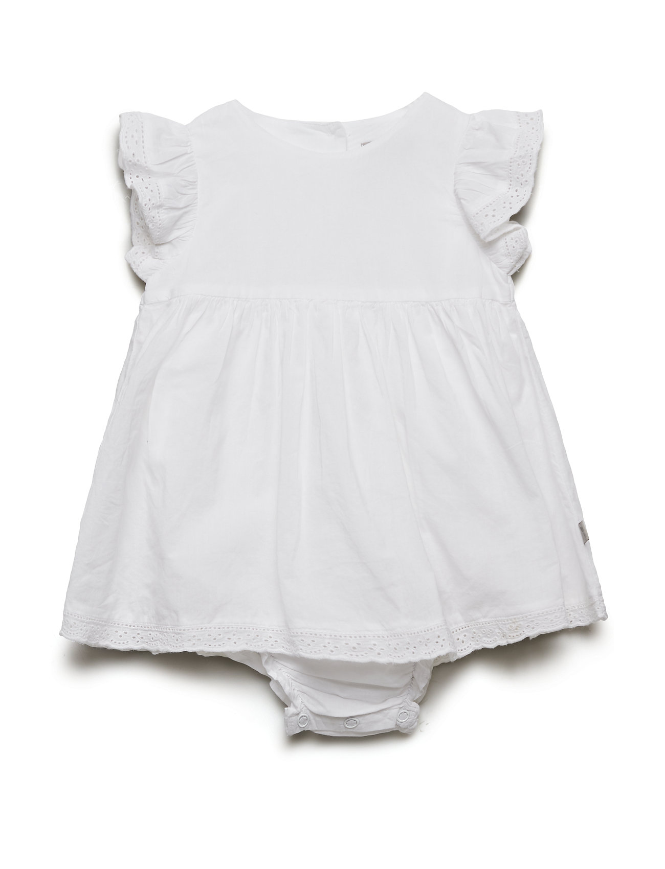Wheat Dress Suit Hedi - WHITE