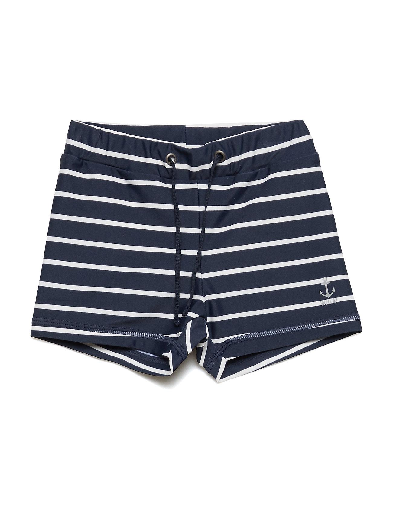 Wheat Swim Shorts Eli - NAVY